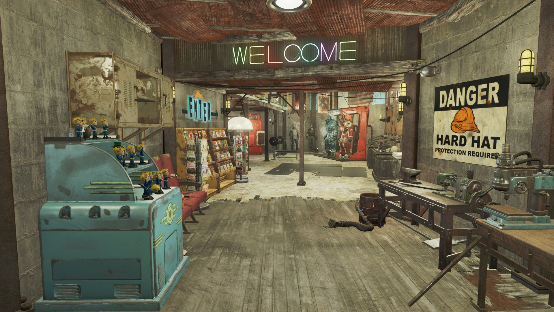 Home Plate By Kasperfinn Vanilla And Dlcs At Fallout 4