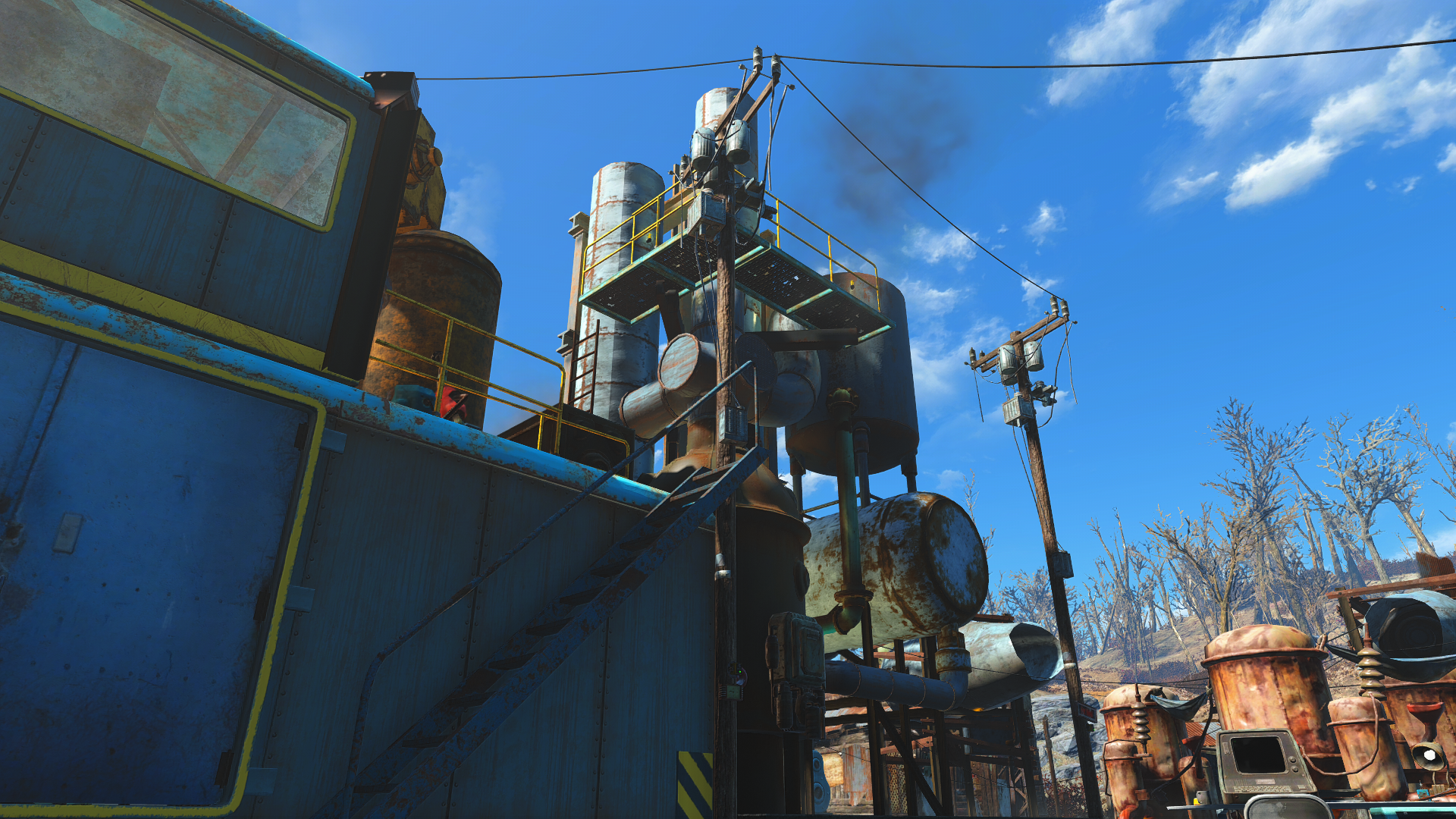 sim settlements industrial revolution at fallout 4 nexus mods and community - Industrial