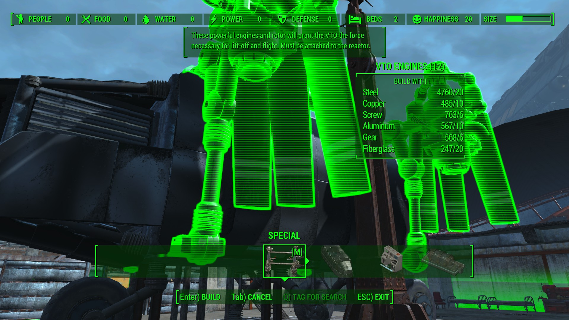 VTO Redux at Fallout 4 Nexus - Mods and community