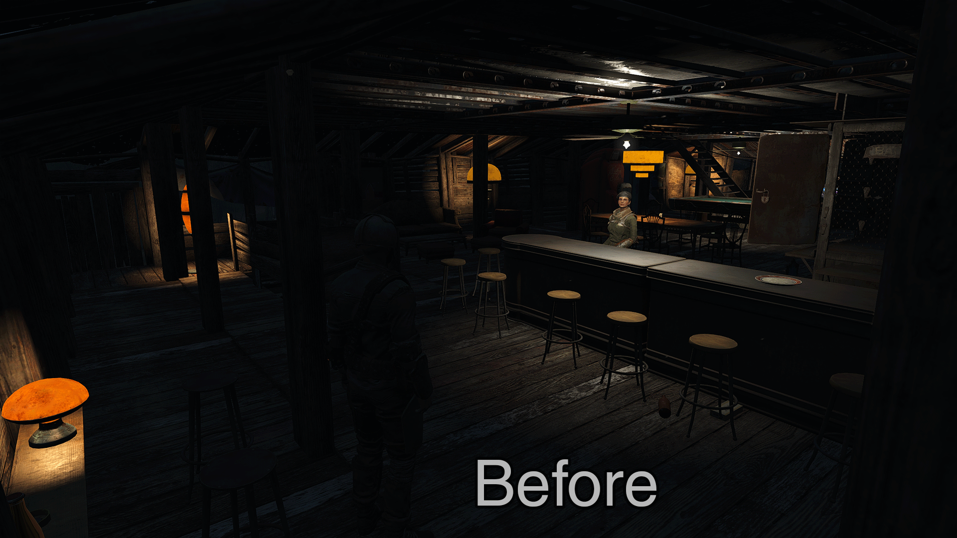 Improved Workshop Lights at Fallout 4 Nexus - Mods and community