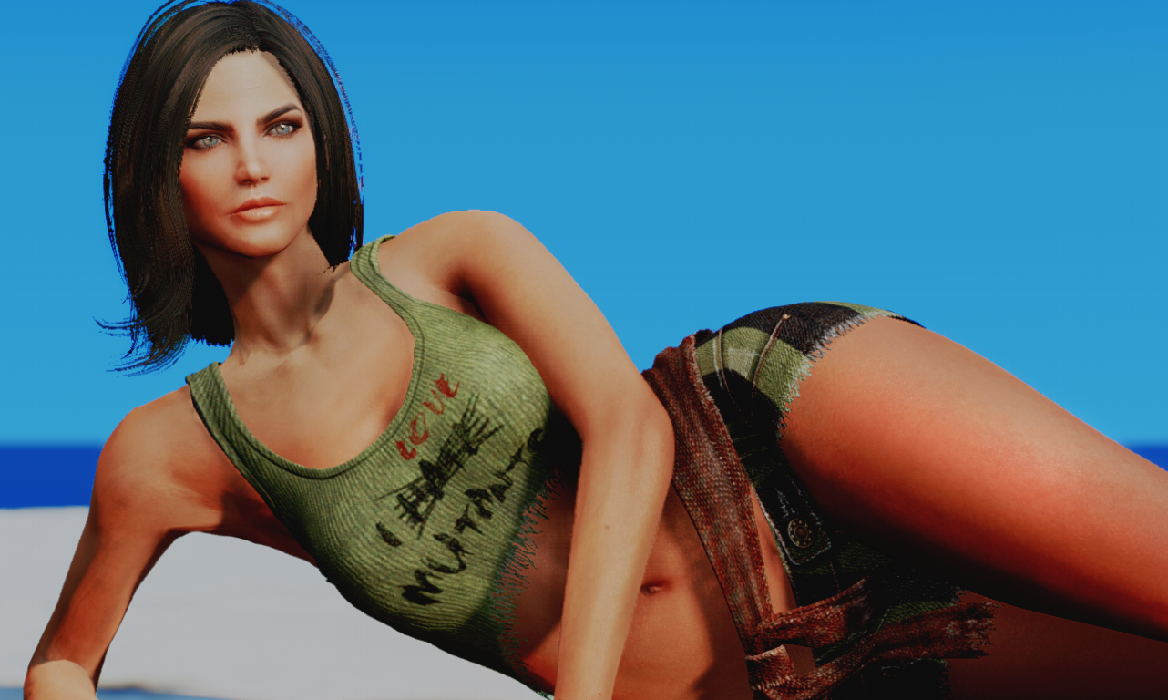 fallout 4 how to use looksmenu presets