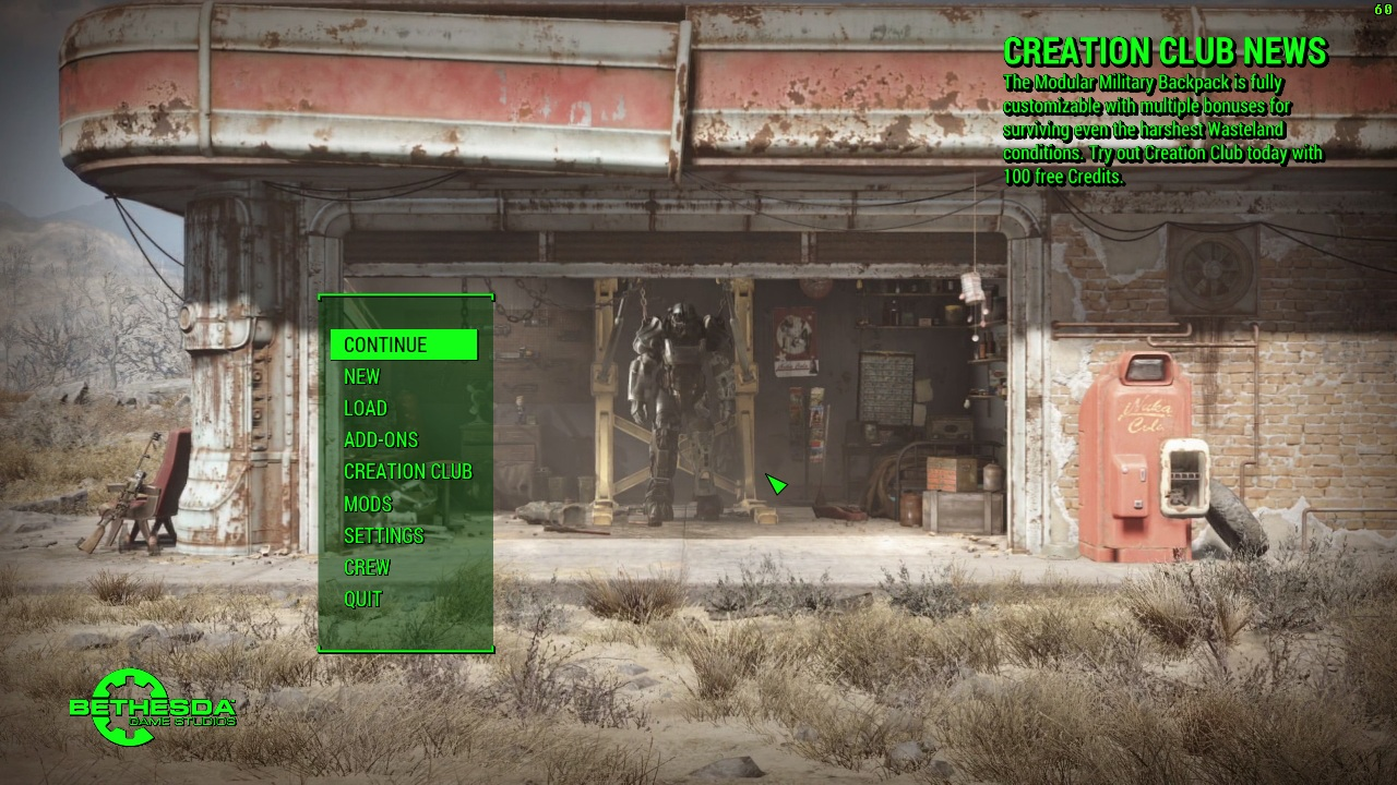 fallout 4 how to get windowed mode full screen