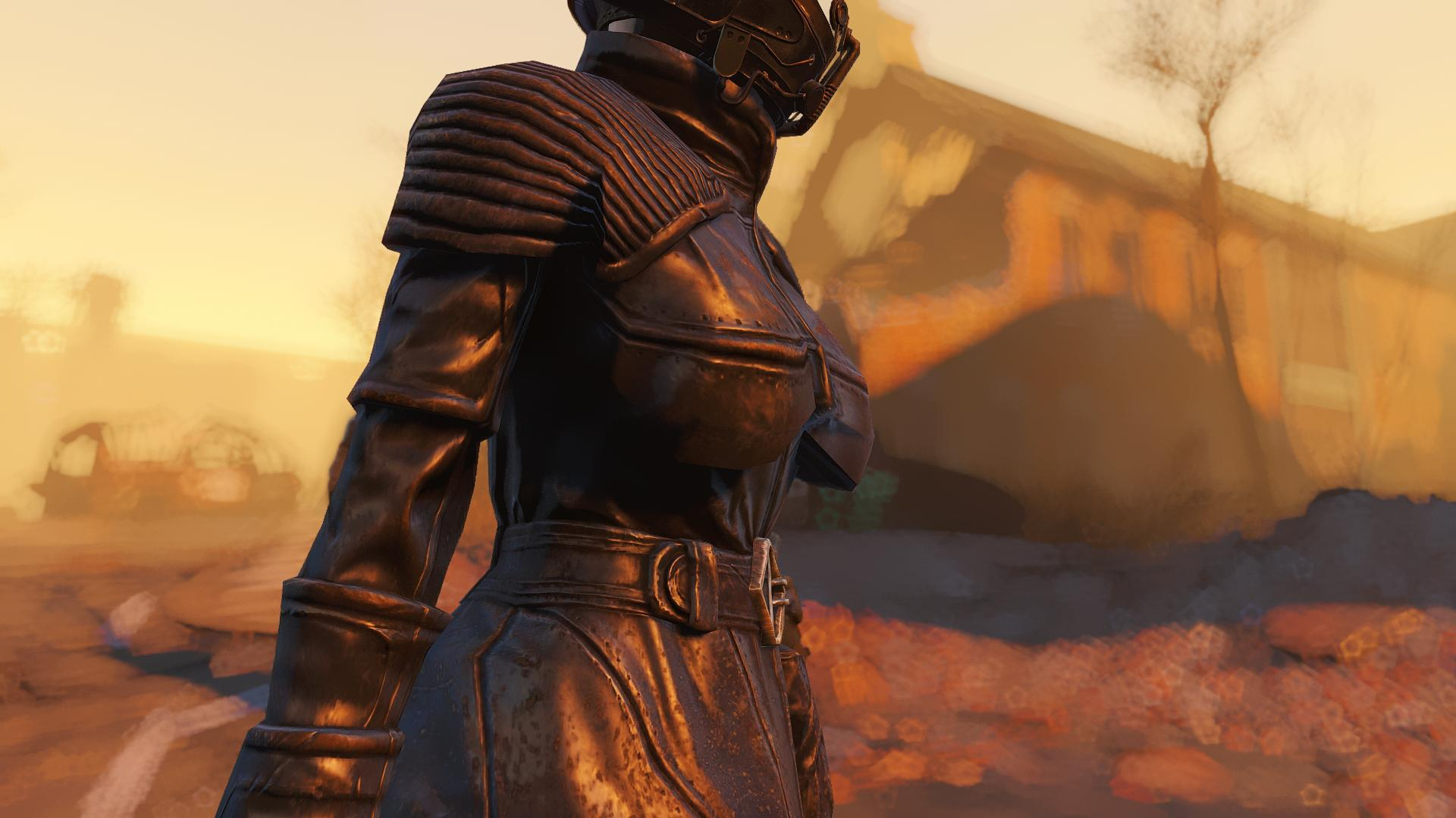 bigger breasts and bottom at fallout 4 nexus - mods and community