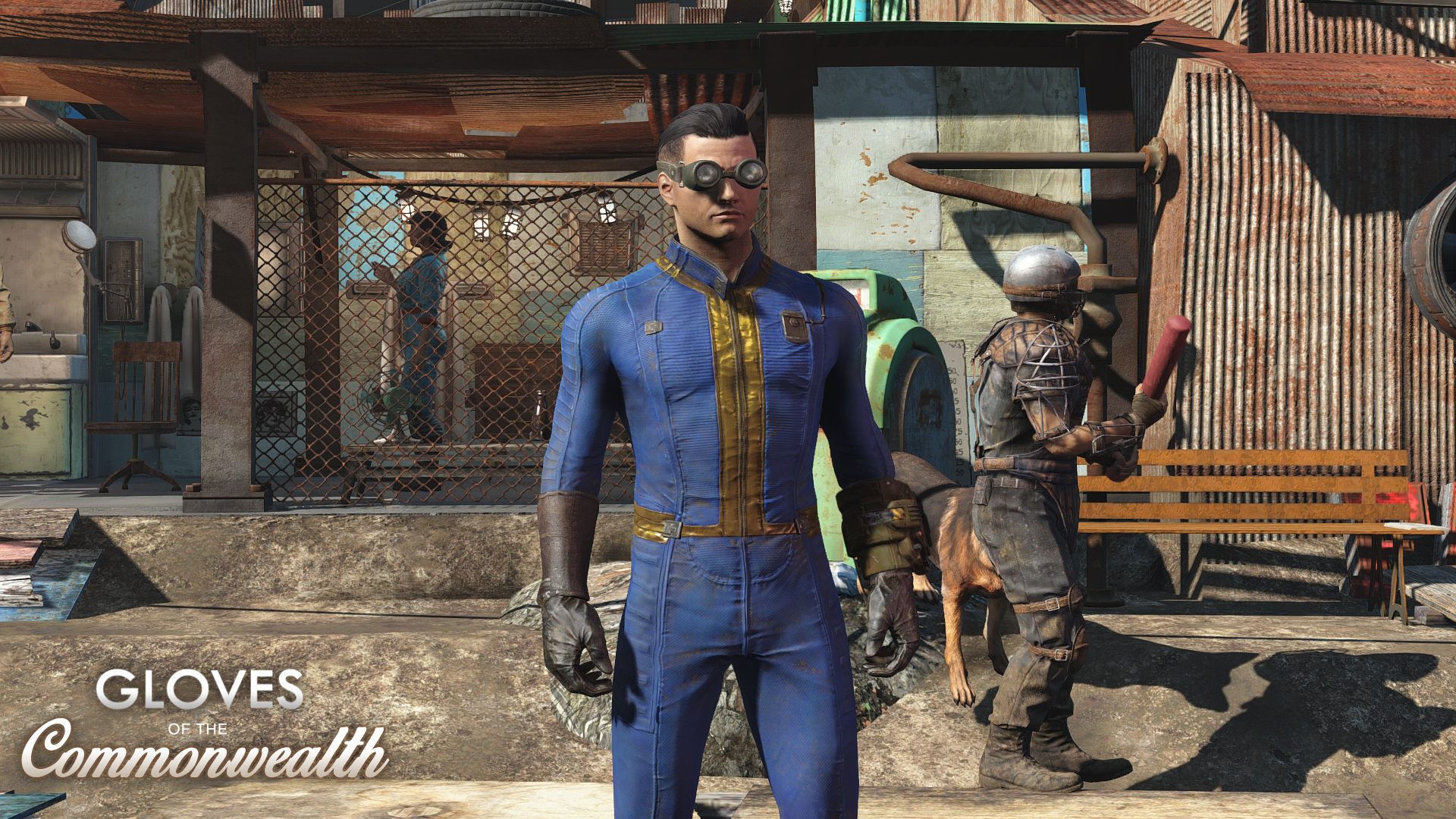 Pin Armored Vault 13 Jumpsuit Images To Pinterest