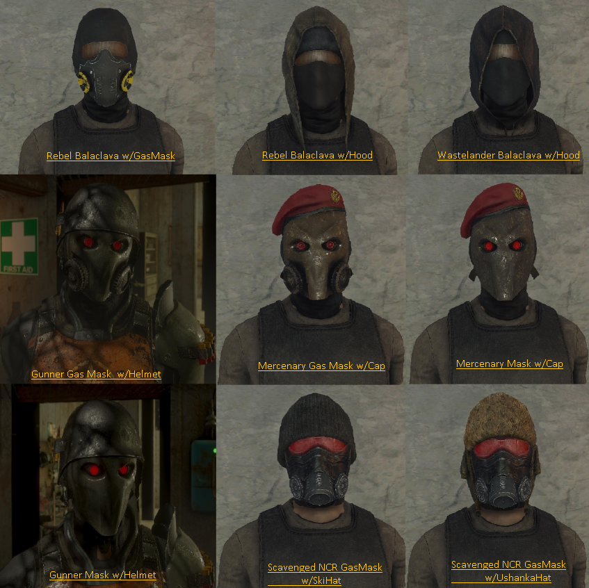 The Mercenary Pack Patch At Fallout 4