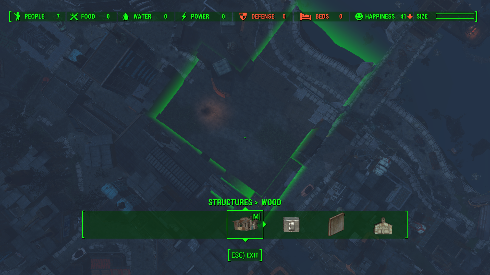 settlement mod not attracting settlers how to fix