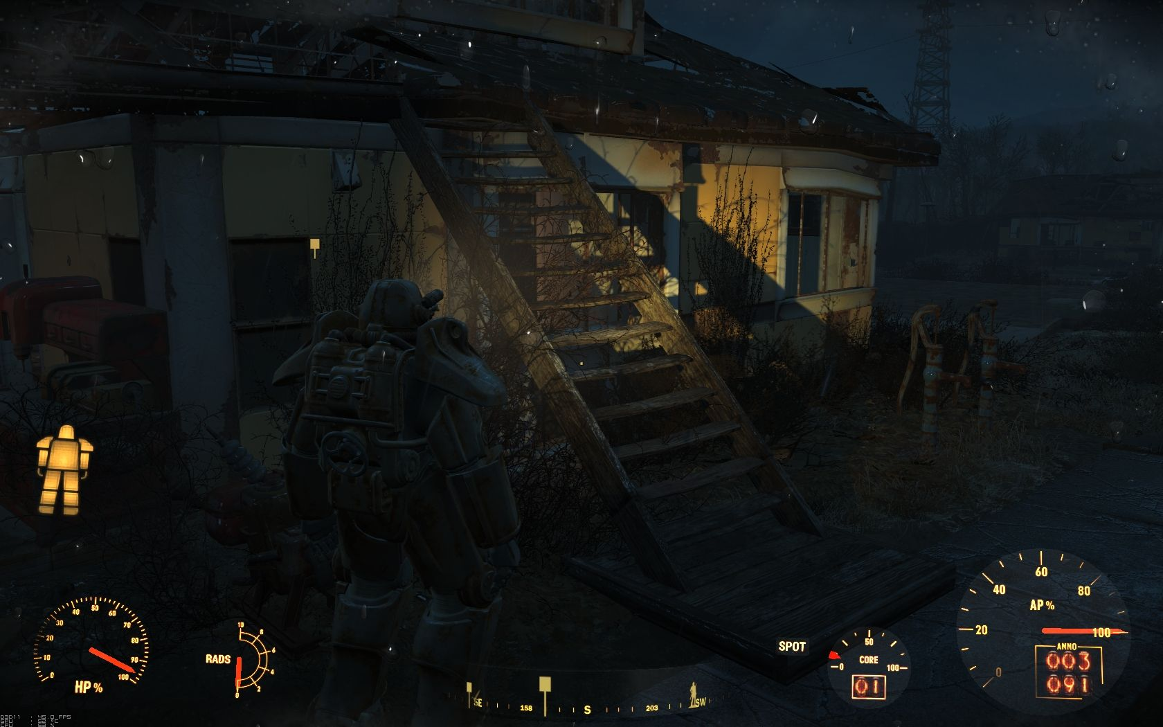 How To Use Wall Lights Fallout 4 : PipBoyShadows at Fallout 4 Nexus - Mods and community