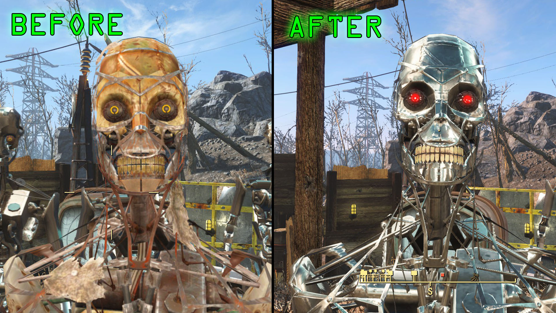 Fallout  Builds The Synth