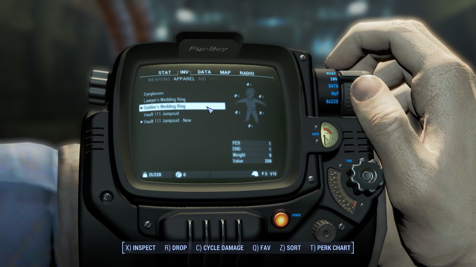 Lovers Rings at Fallout 4 Nexus Mods and community