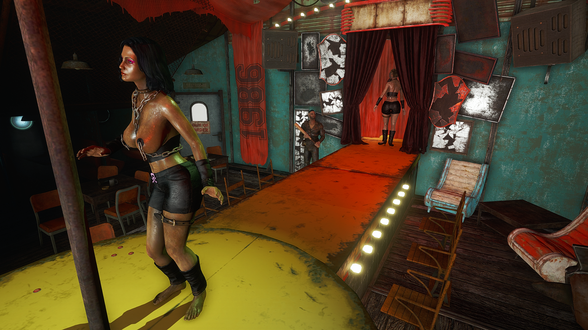 Fallout 4 prostitution mod