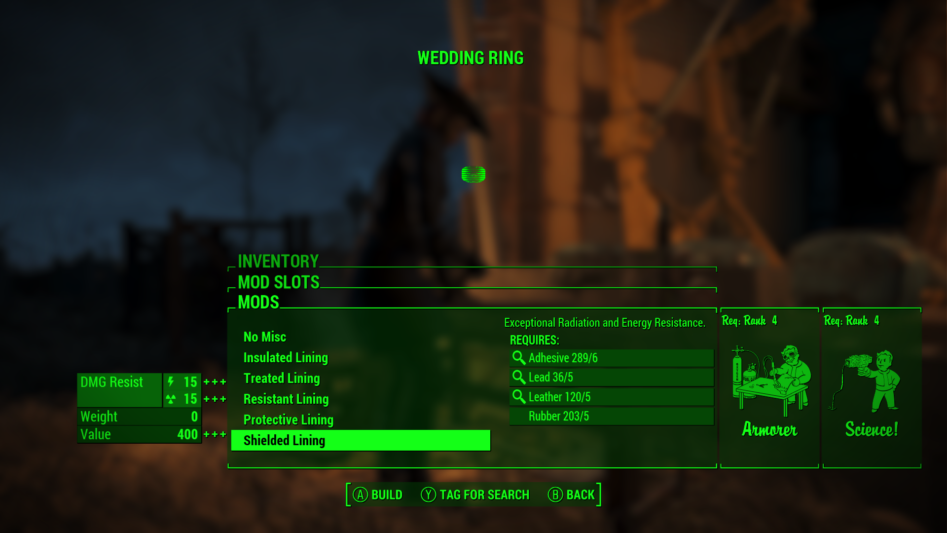 All Equipment Modifiable at Fallout 4 Nexus Mods and community