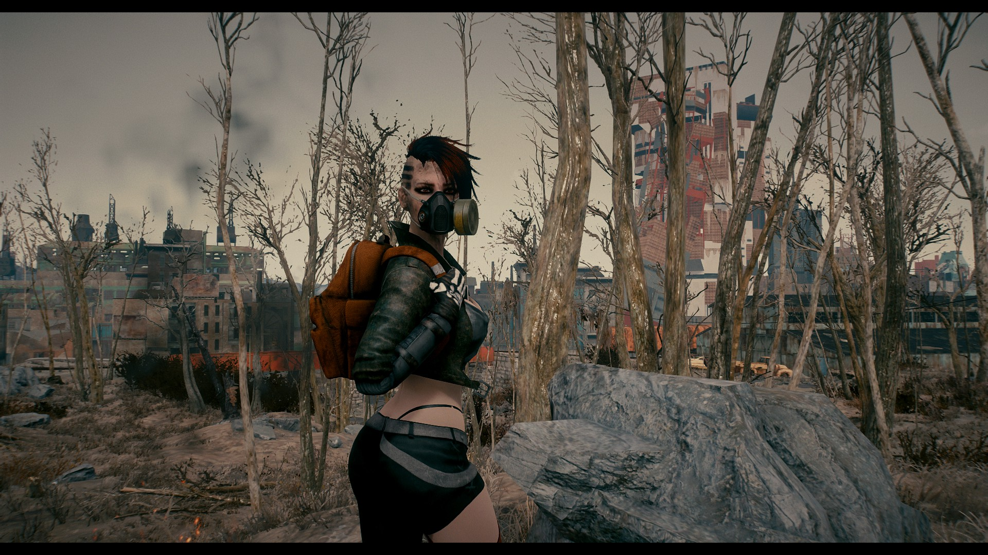 Looking For A Certain Backpack Mod Fo4