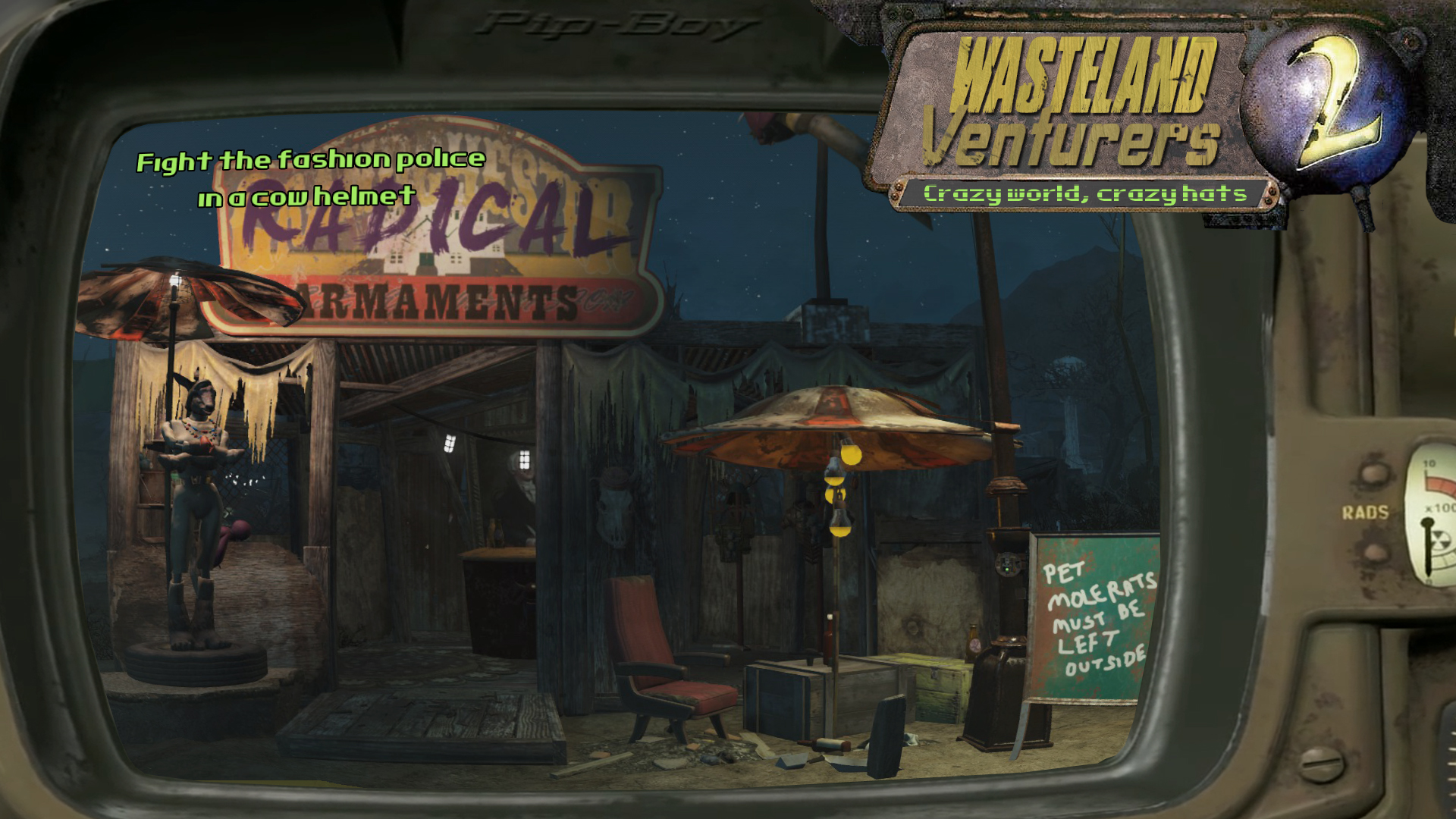 Wasteland Venturers 2 - Sim Settlements Addon Pack at Fallout 4
