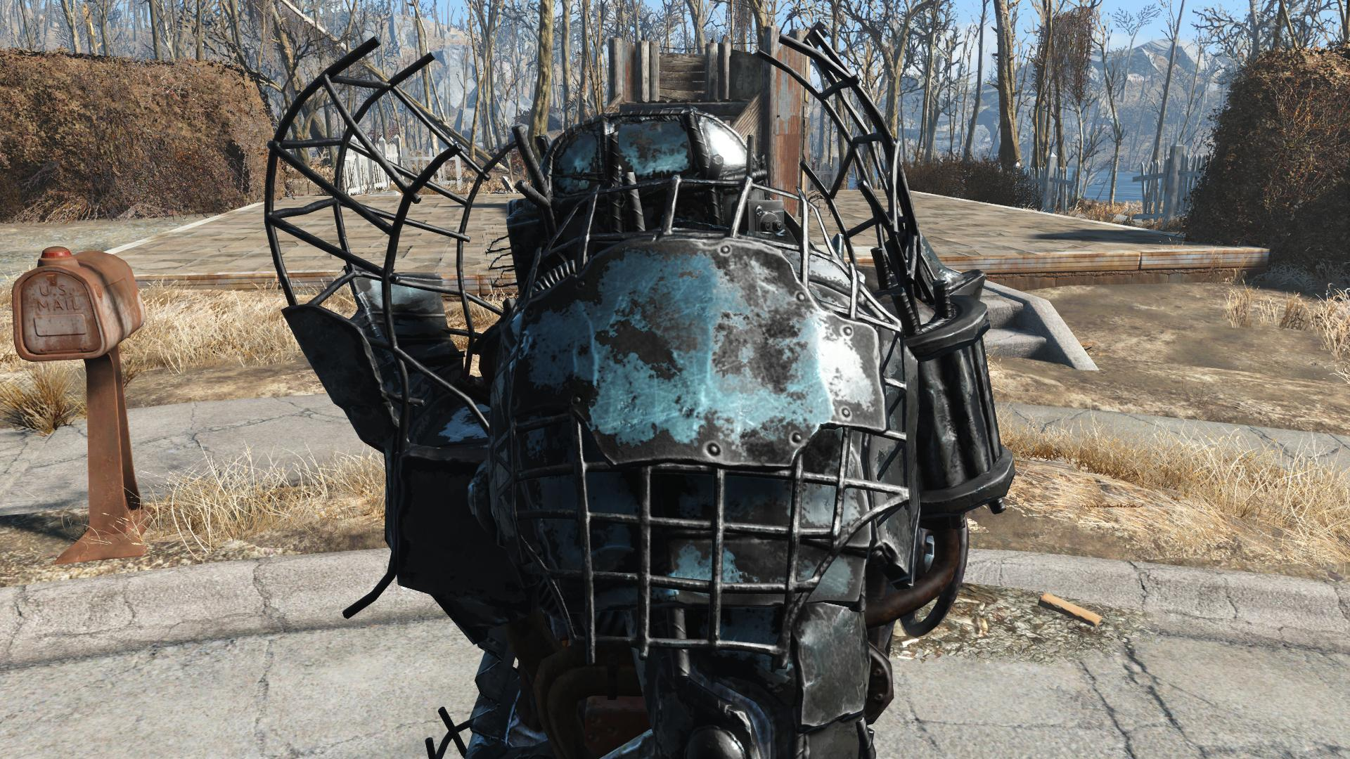 black raider power armor at fallout 4 nexus mods and community