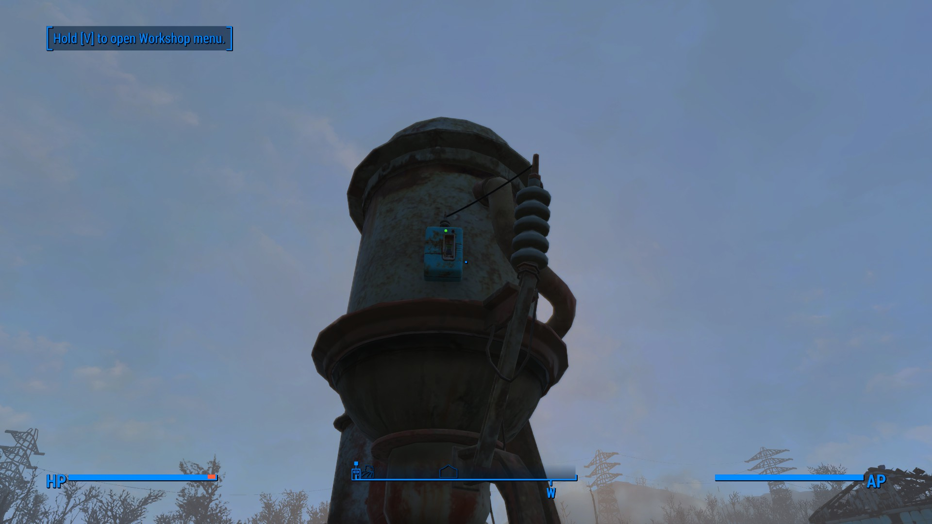 Generator Fusebox At Fallout 4 Nexus Mods And Community Fuse Box Possibly Unintended Awesomeness