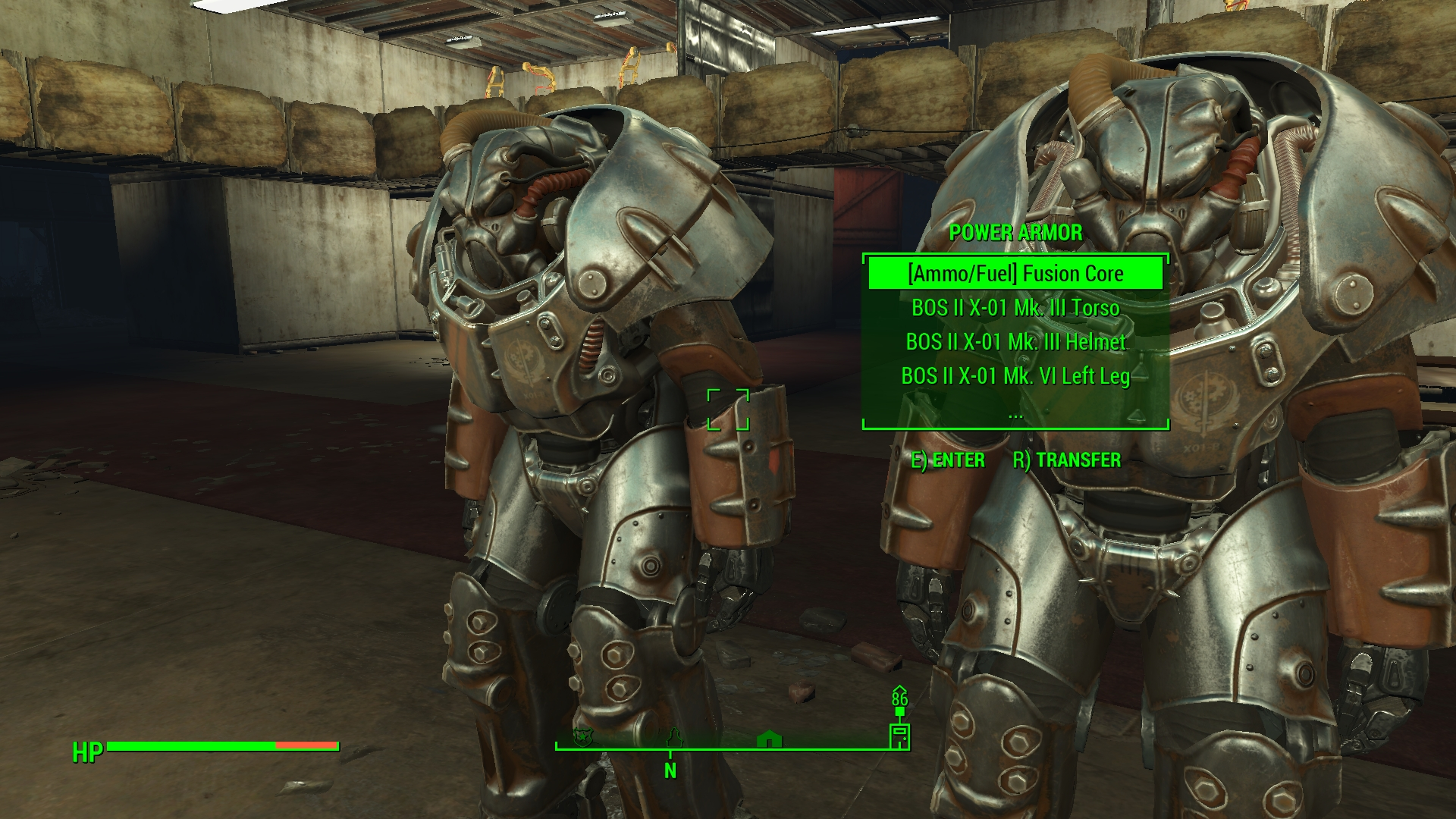 Standalone Brotherhood Of Steel X 01 Power Armor Paint At Fallout
