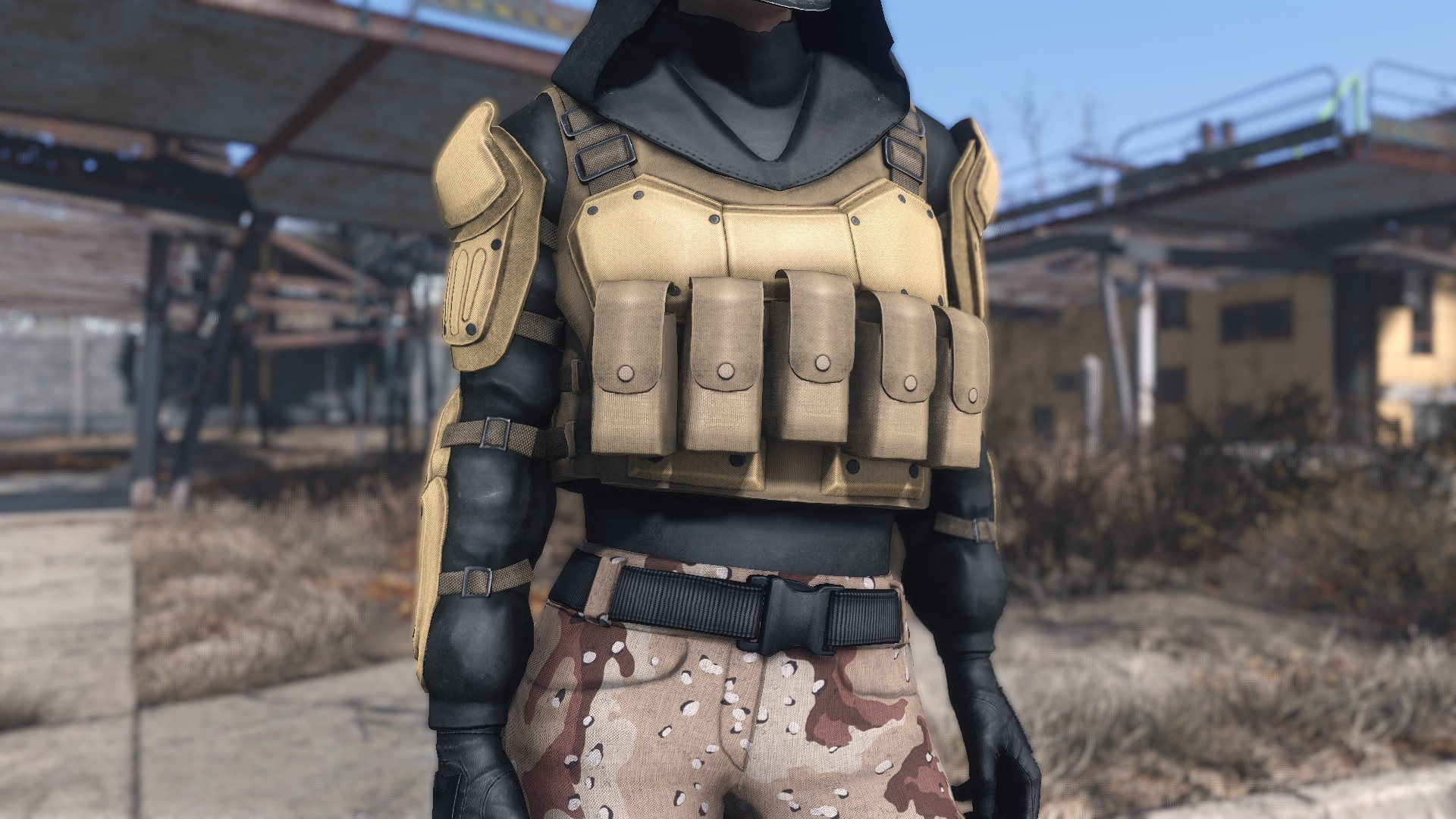 Power Armor Jetpack HD at Fallout 4 Nexus - Mods and community