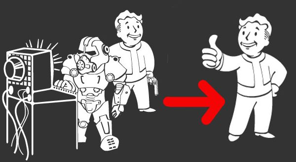 Spoiler-free Quest Animations at Fallout 4 Nexus - Mods and