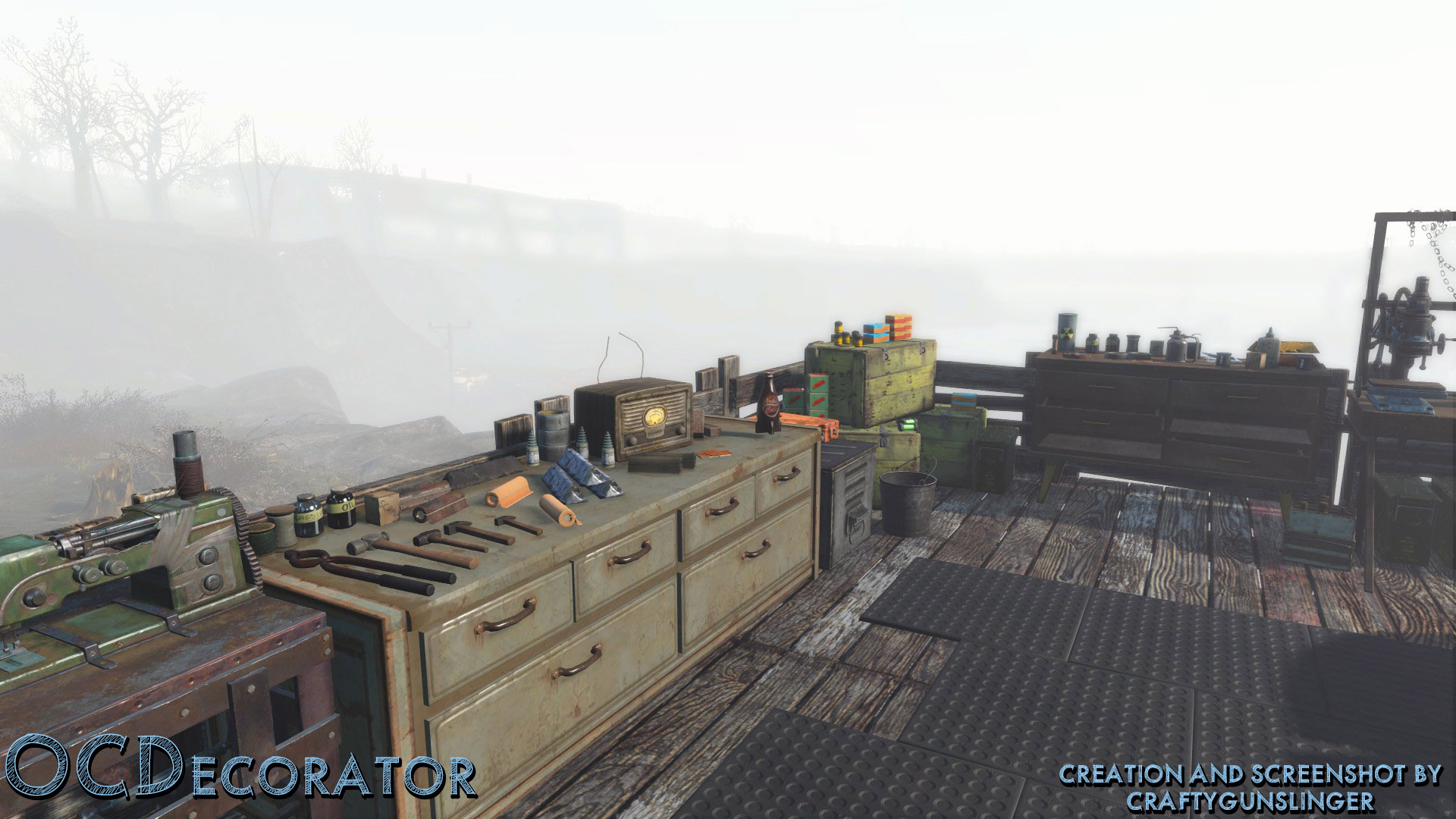 Ocdecorator Static Loot At Fallout 4 Nexus Mods And