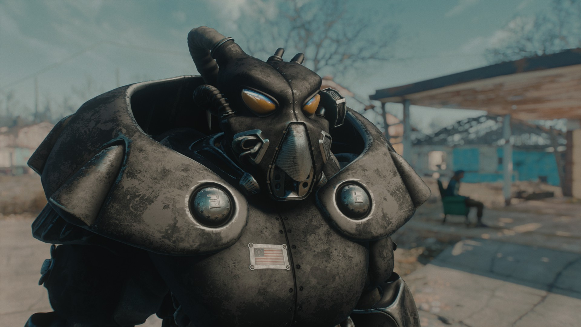 Parasite Armor Pack at Fallout 4 Nexus - Mods and