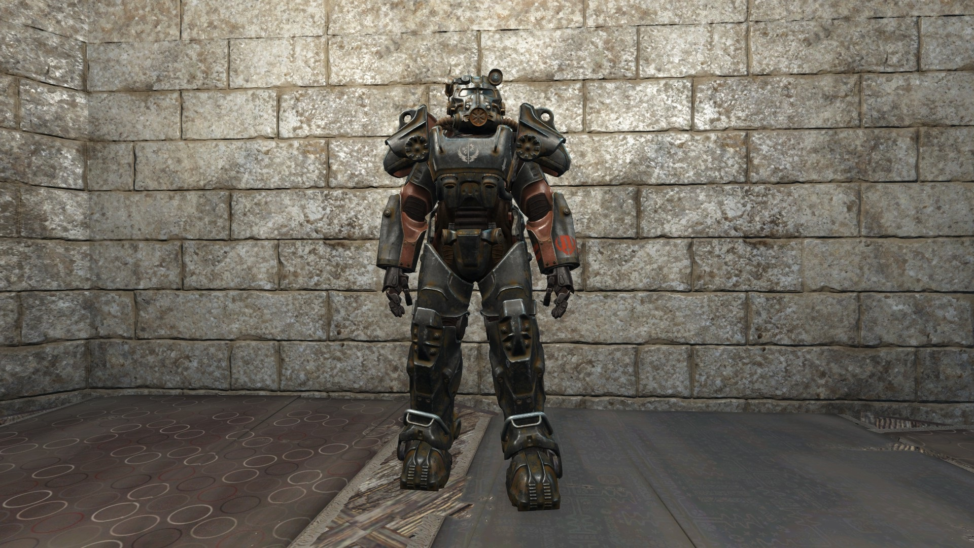 how to get power armour fallout 2