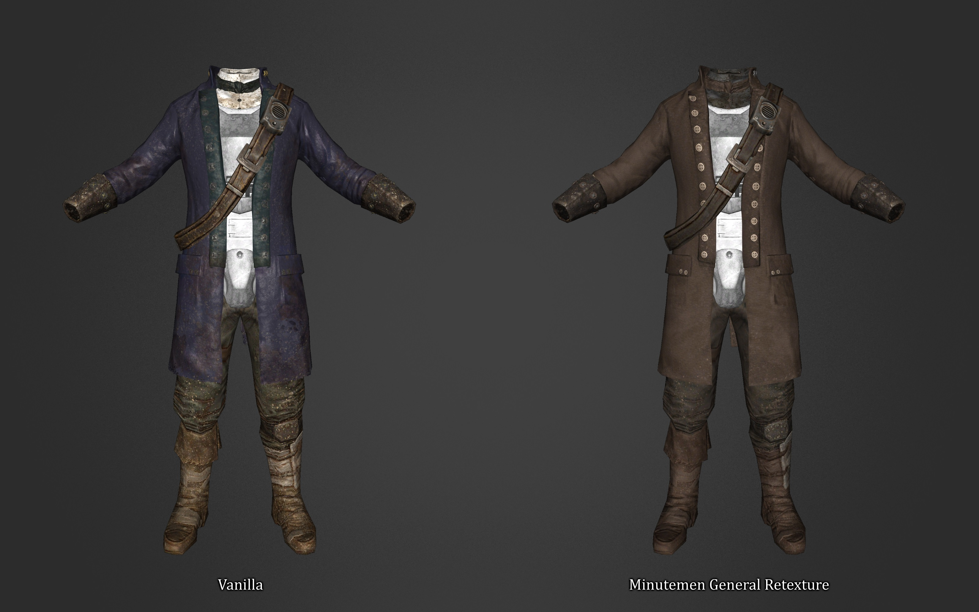 Fallout 4 General Outfit Mod