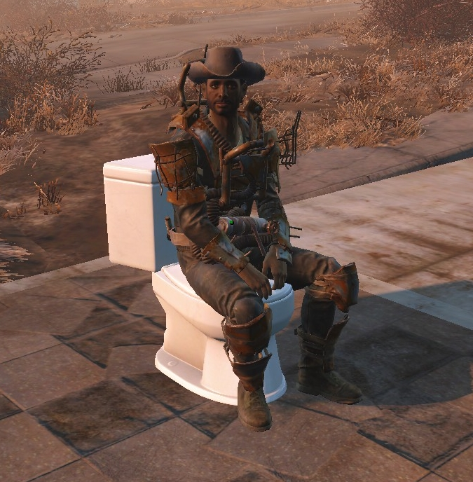 More Guard Posts At Fallout 4 Nexus