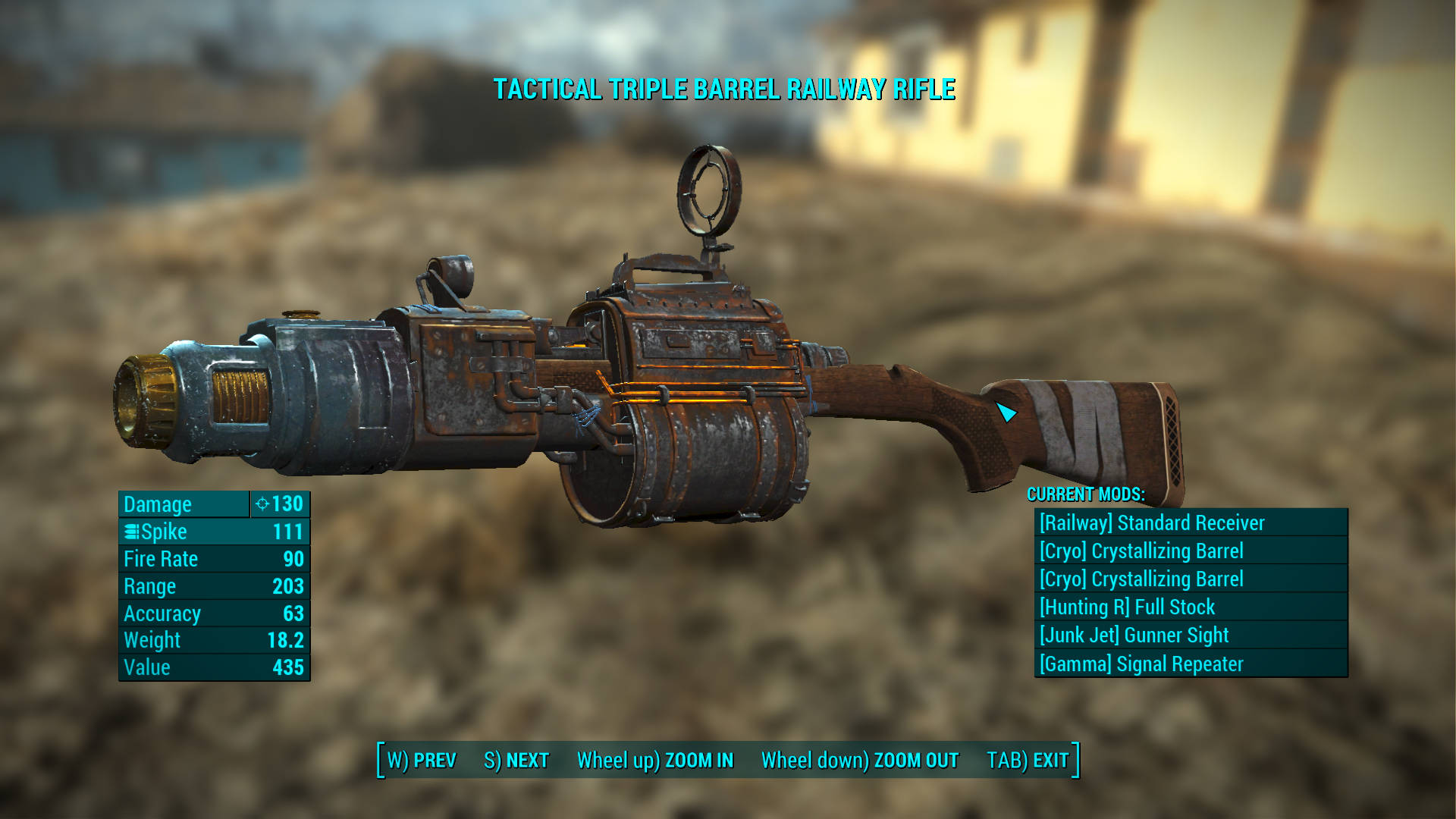 Any Mod Any Weapon (AMAW) at Fallout 4 Nexus - Mods and ...