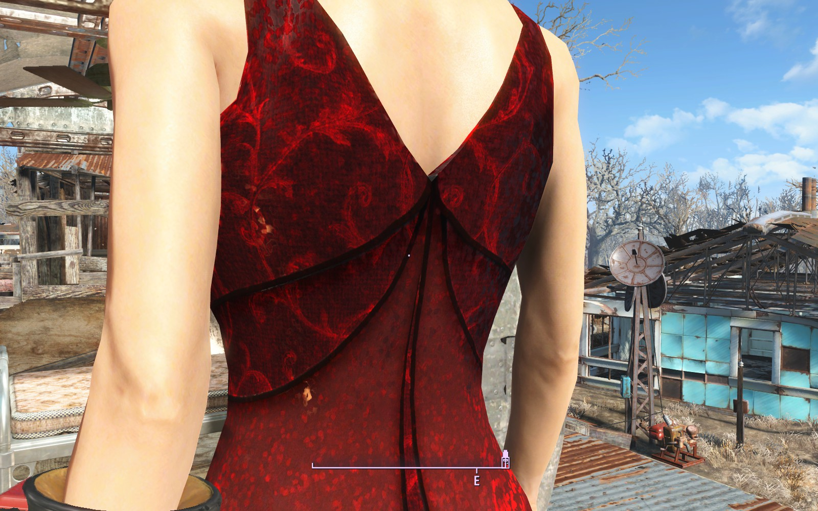 Dress Up Dead Bodies for Fallout 4 at Fallout 4 Nexus