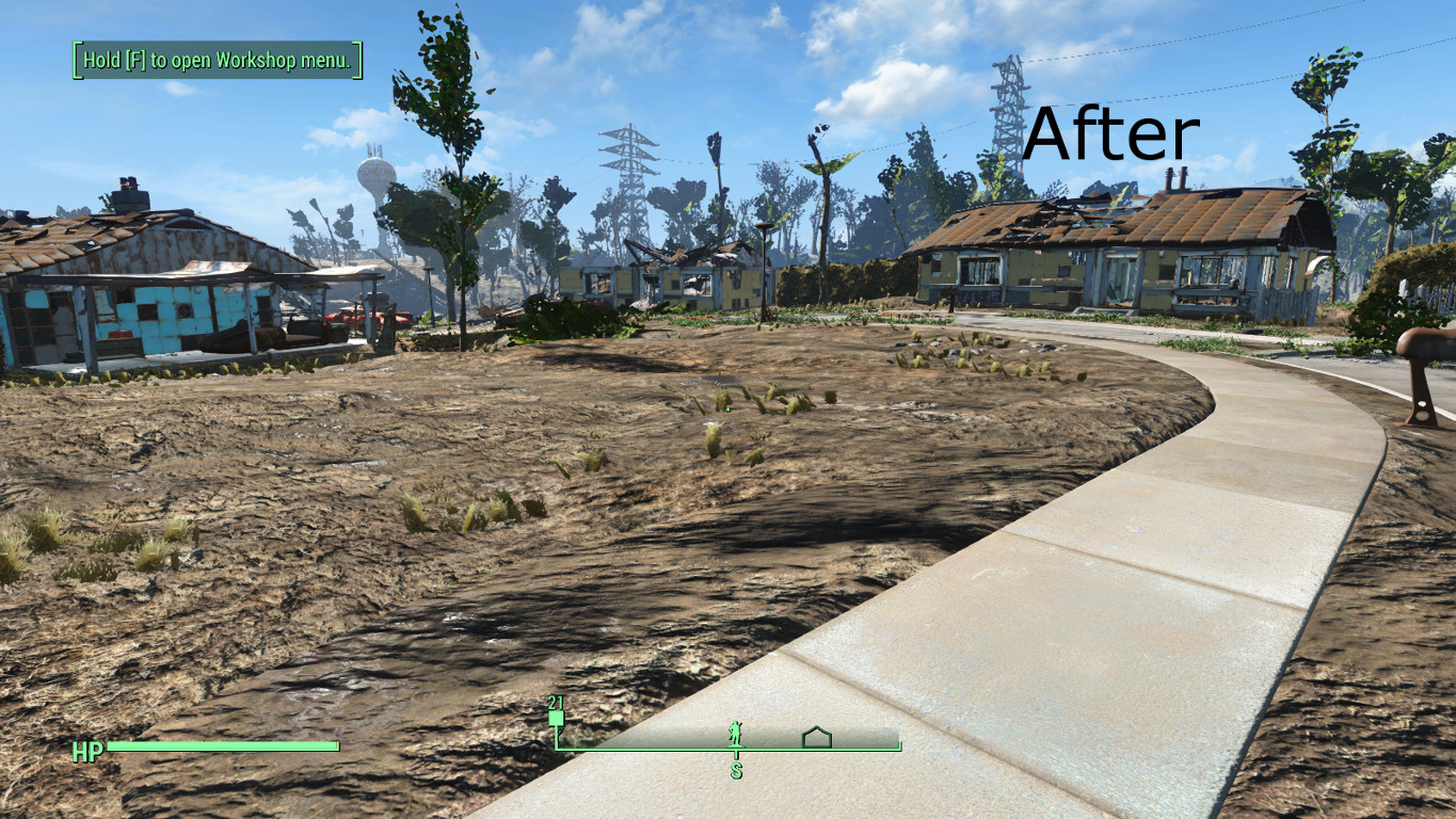 how to get unlimited concret in fallout