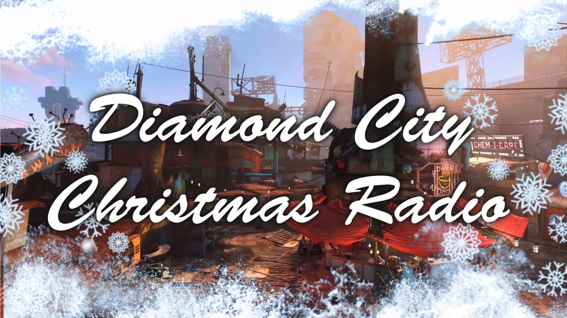 Diamond City Christmas Radio replacement at Fallout 4 Nexus - Mods ...