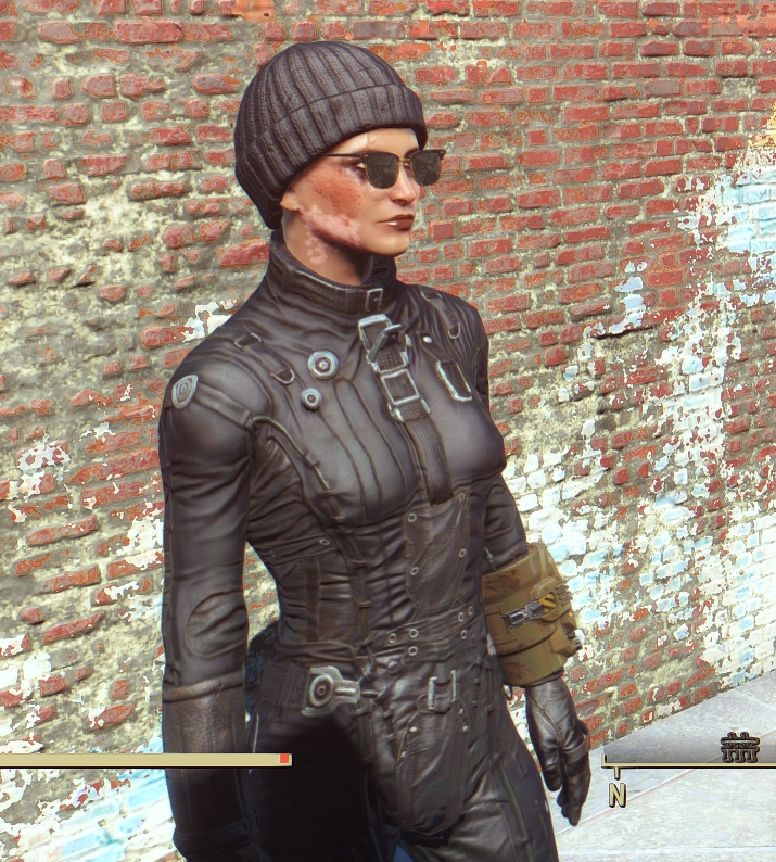 Gray Knit Cap - Alternate Colors at Fallout 4 Nexus - Mods and community 4acdd0dc875