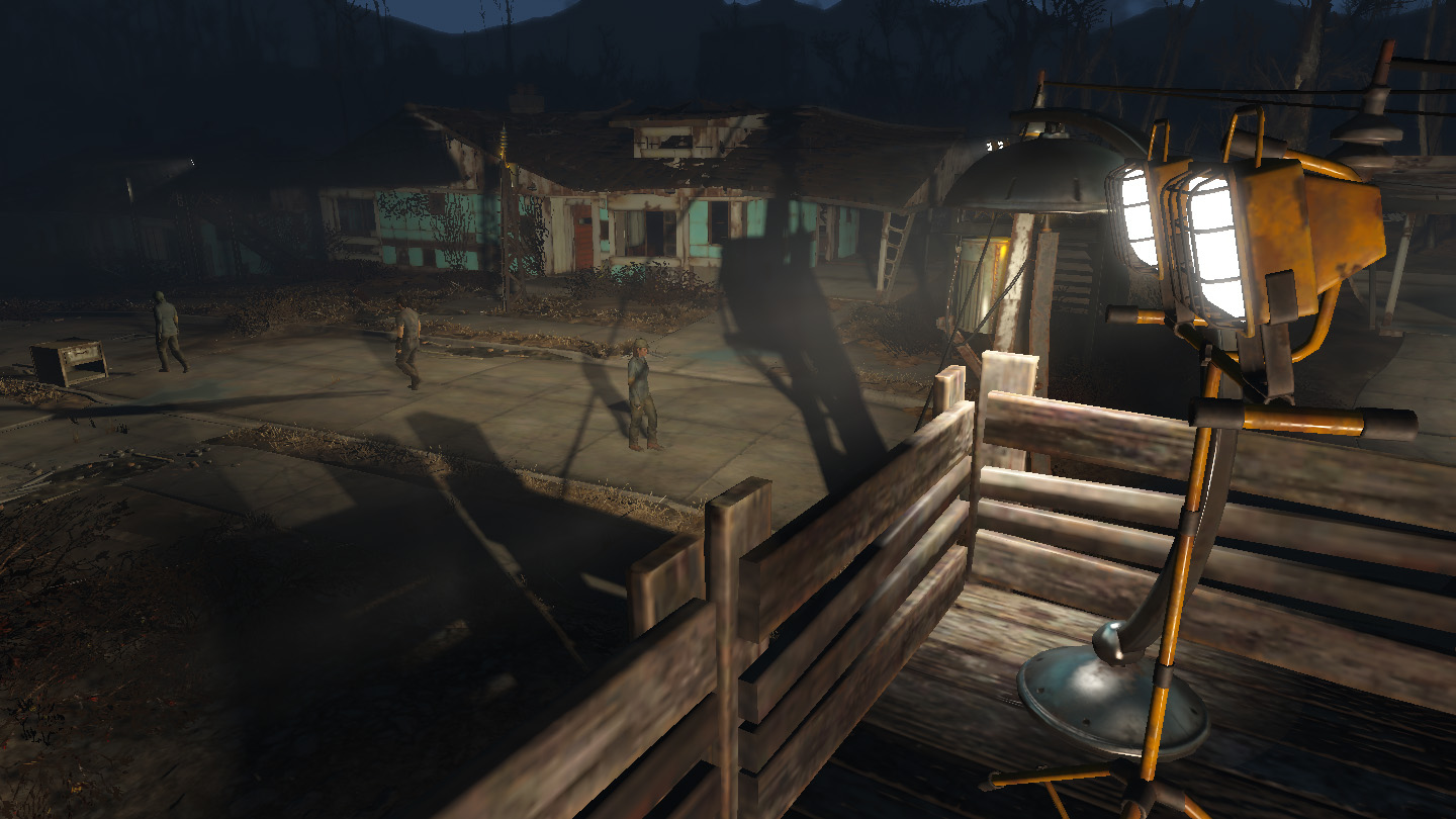 great fps boost at Fallout 4 Nexus - Mods and community