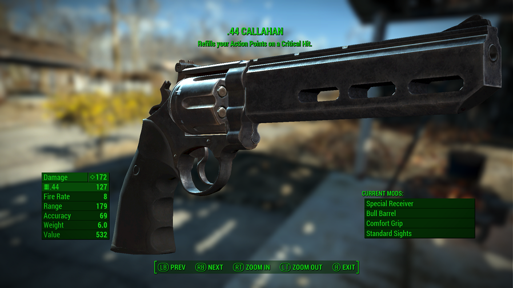 Pistol 44 Special Receiver At Fallout 4 Nexus Mods And Community Its kind of annoying and ruins my immersion. nexus mods