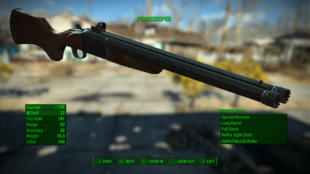Double Barrel Shotgun Faster Reload At Fallout 4 Nexus Mods And Community In this post, you can get the reasons for and some solutions to fallout 4 long loading times issue. nexus mods