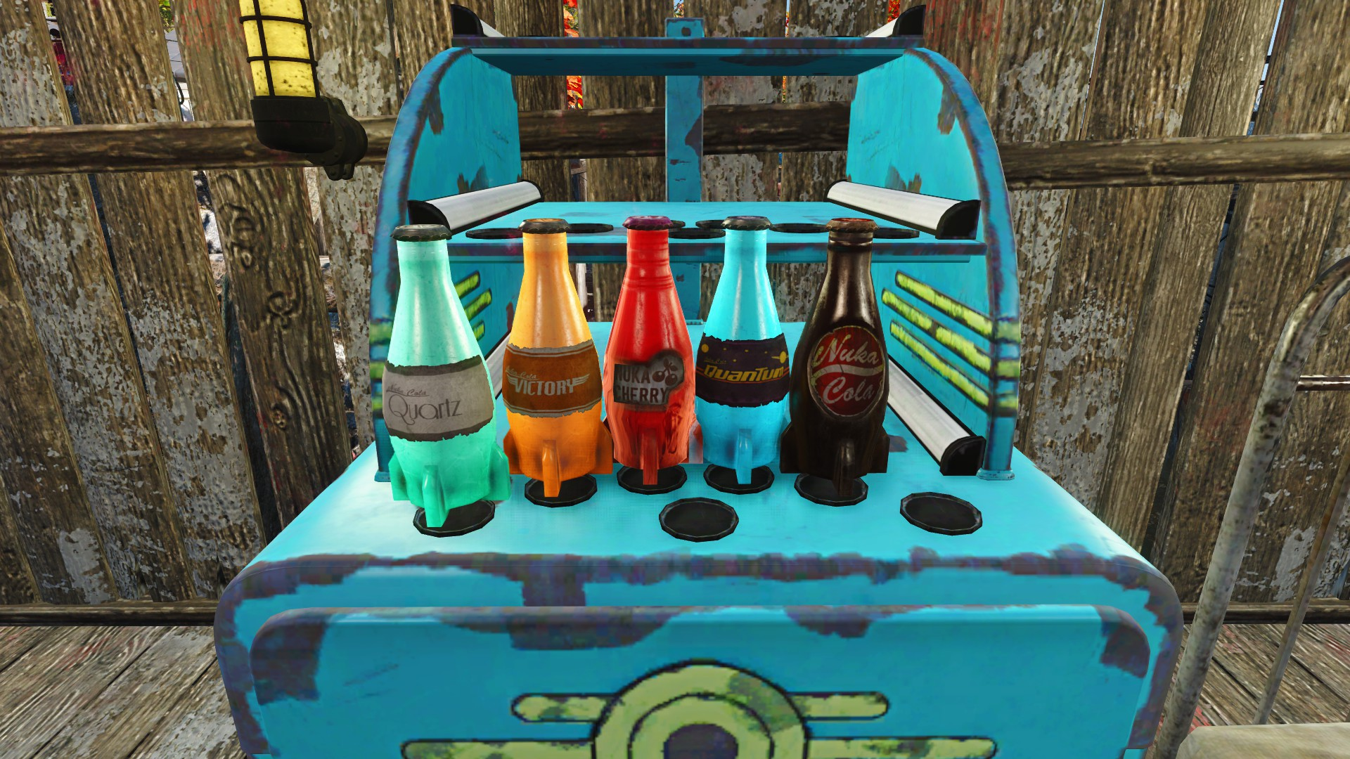 nuka cola cherry glow at fallout 4 nexus mods and community