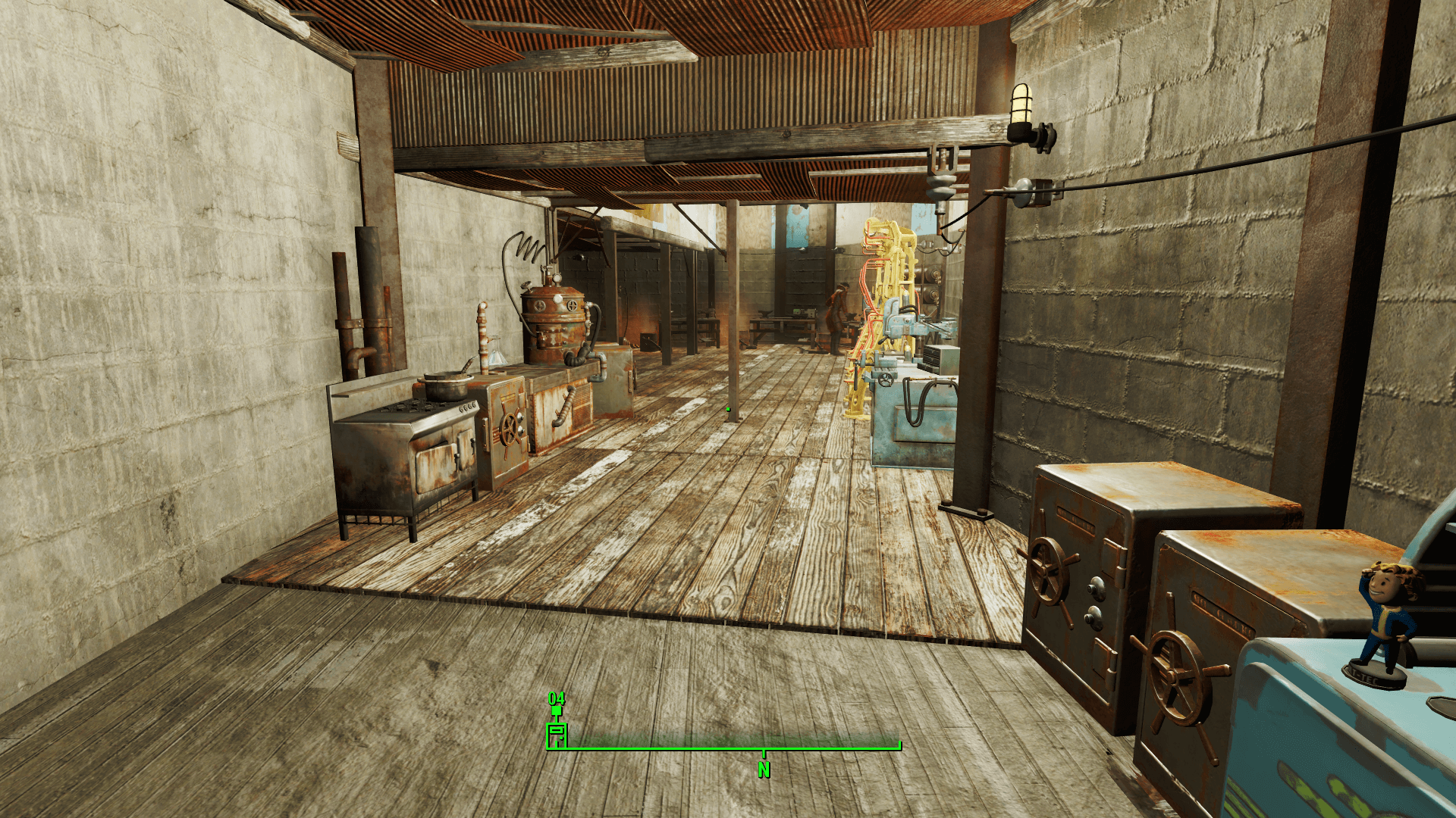 Fix Home Plate Floor At Fallout 4 Nexus Mods And Community