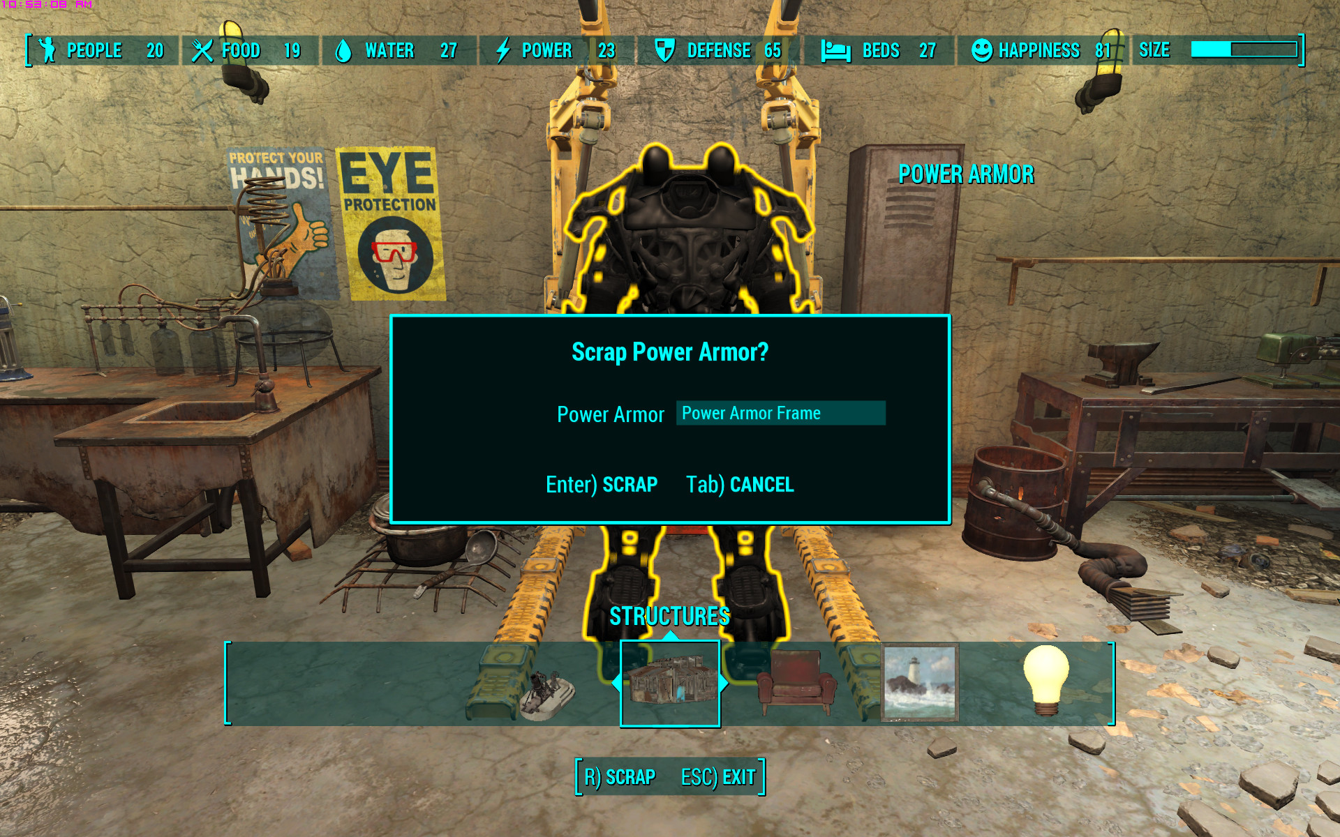 Buildable Power Armor Frames at Fallout 4 Nexus - Mods and