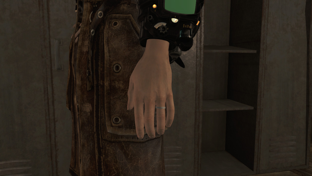 Fallout 4 Wedding Ring.Silver Wedding Ring Retex At Fallout 4 Nexus Mods And Community