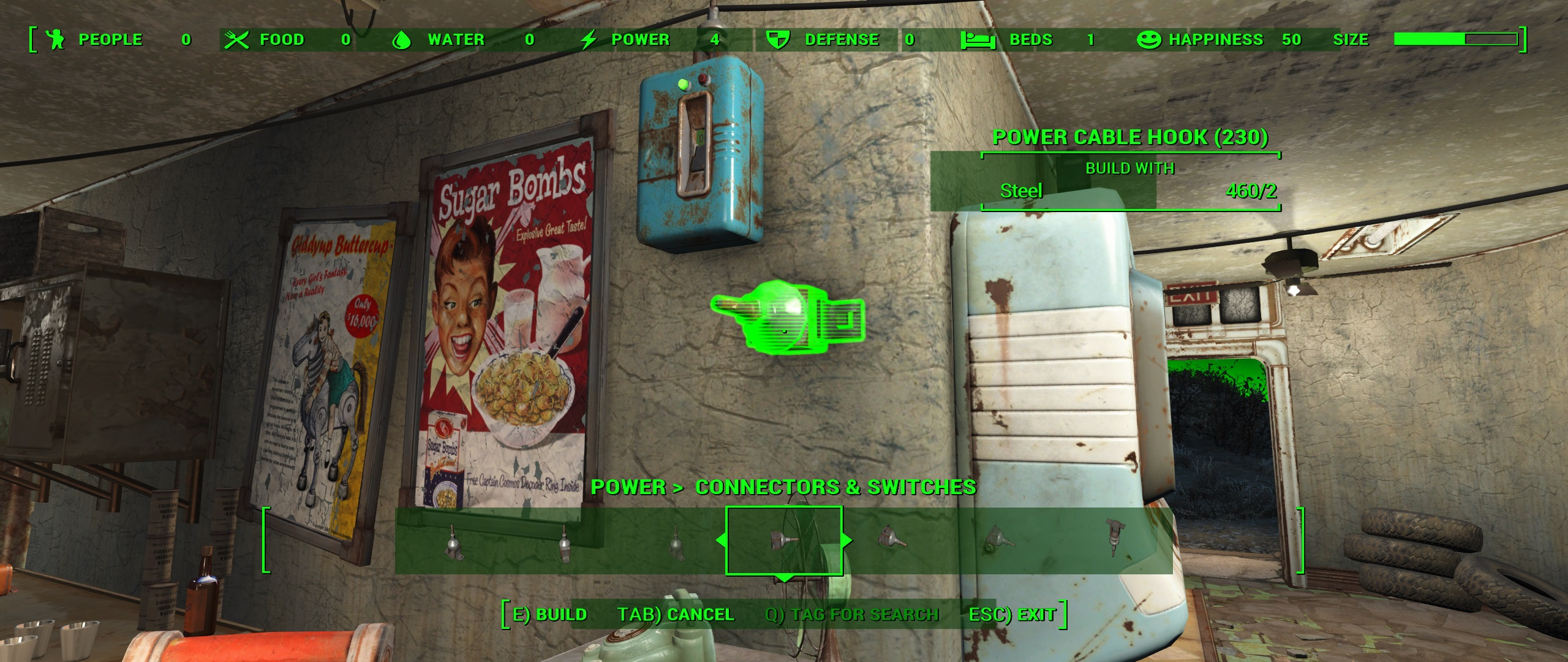 Fusebox Generator And Improved Indoor Conduits At Fallout 4 Nexus The Game Fuse Box Author Images