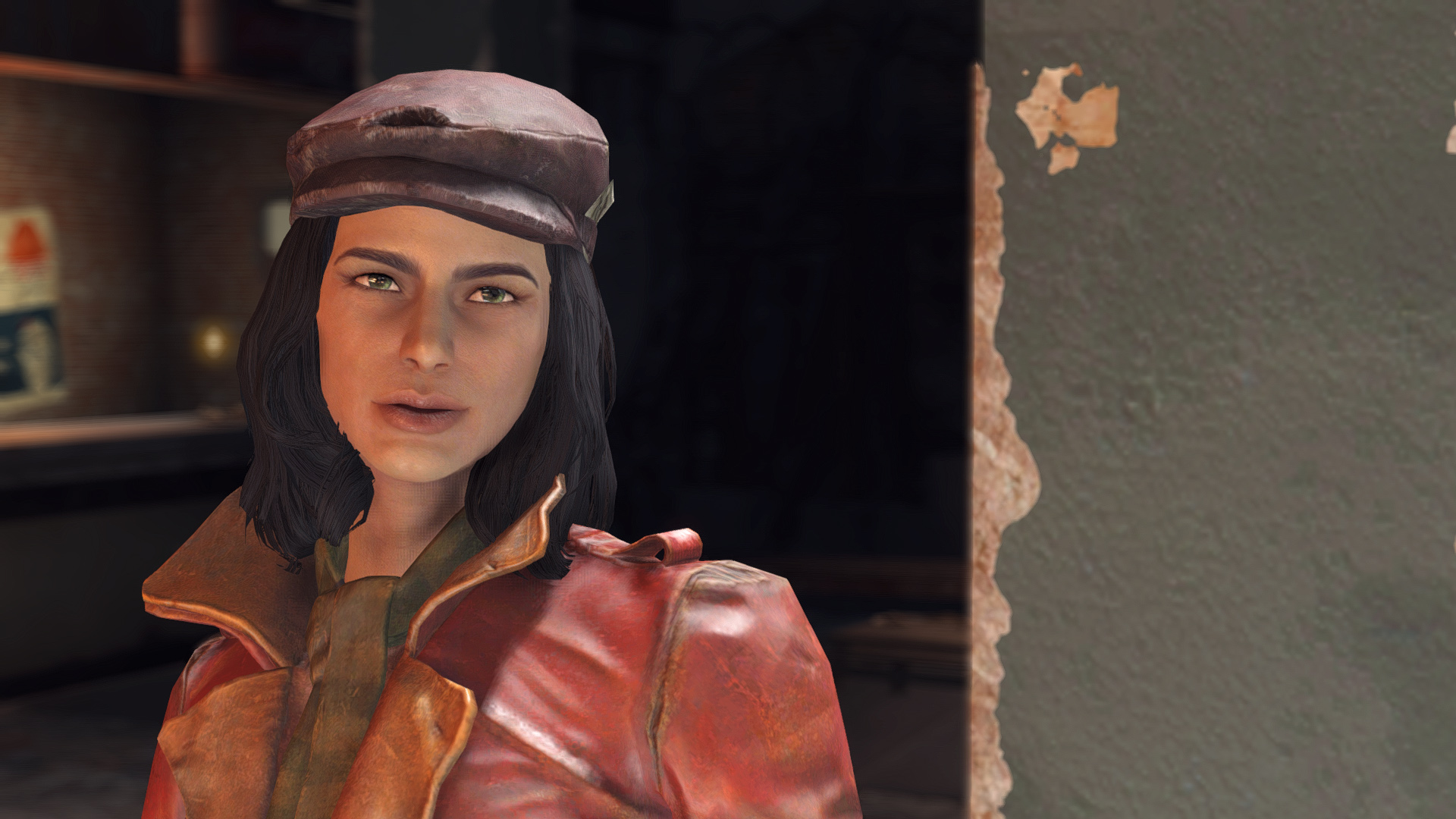 Piper Face Retexture At Fallout 4 Nexus Mods And Community