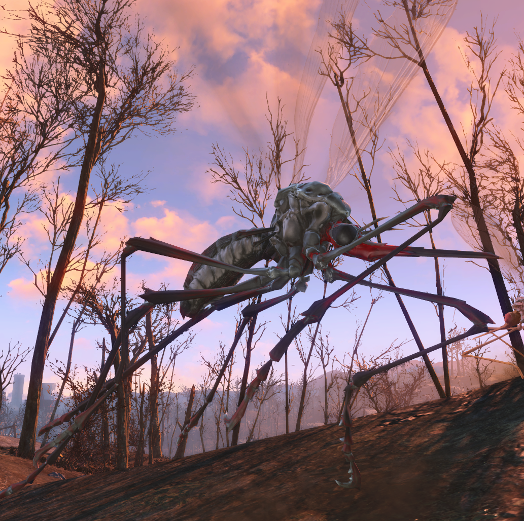 Bad Bugs Found Their Sting At Fallout 4 Nexus Mods And