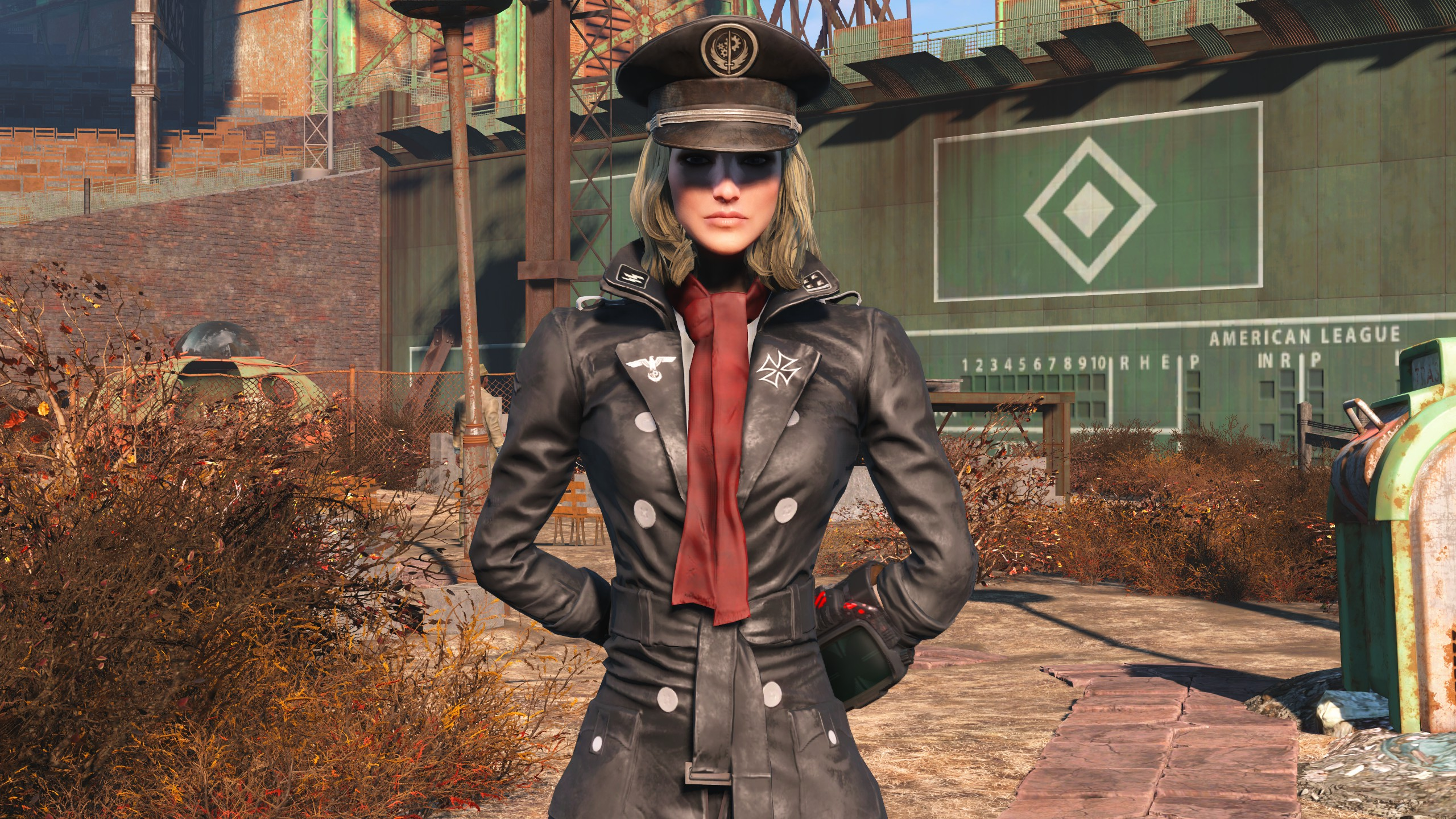Sister of Steel at Fallout 4 Nexus - Mods and community