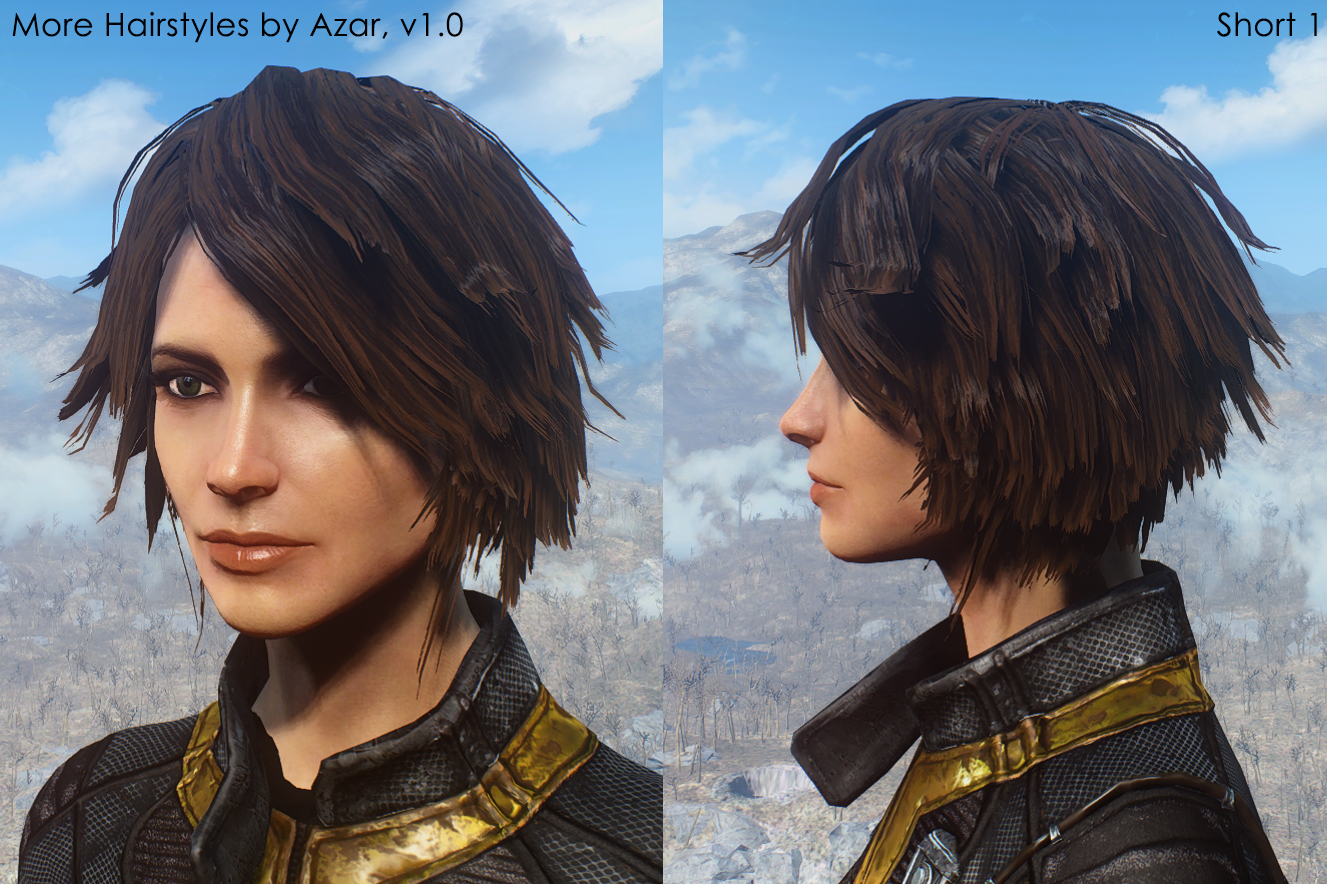 [MOD] Ponytail Hairstyles by Azar  8126-4-1457919568
