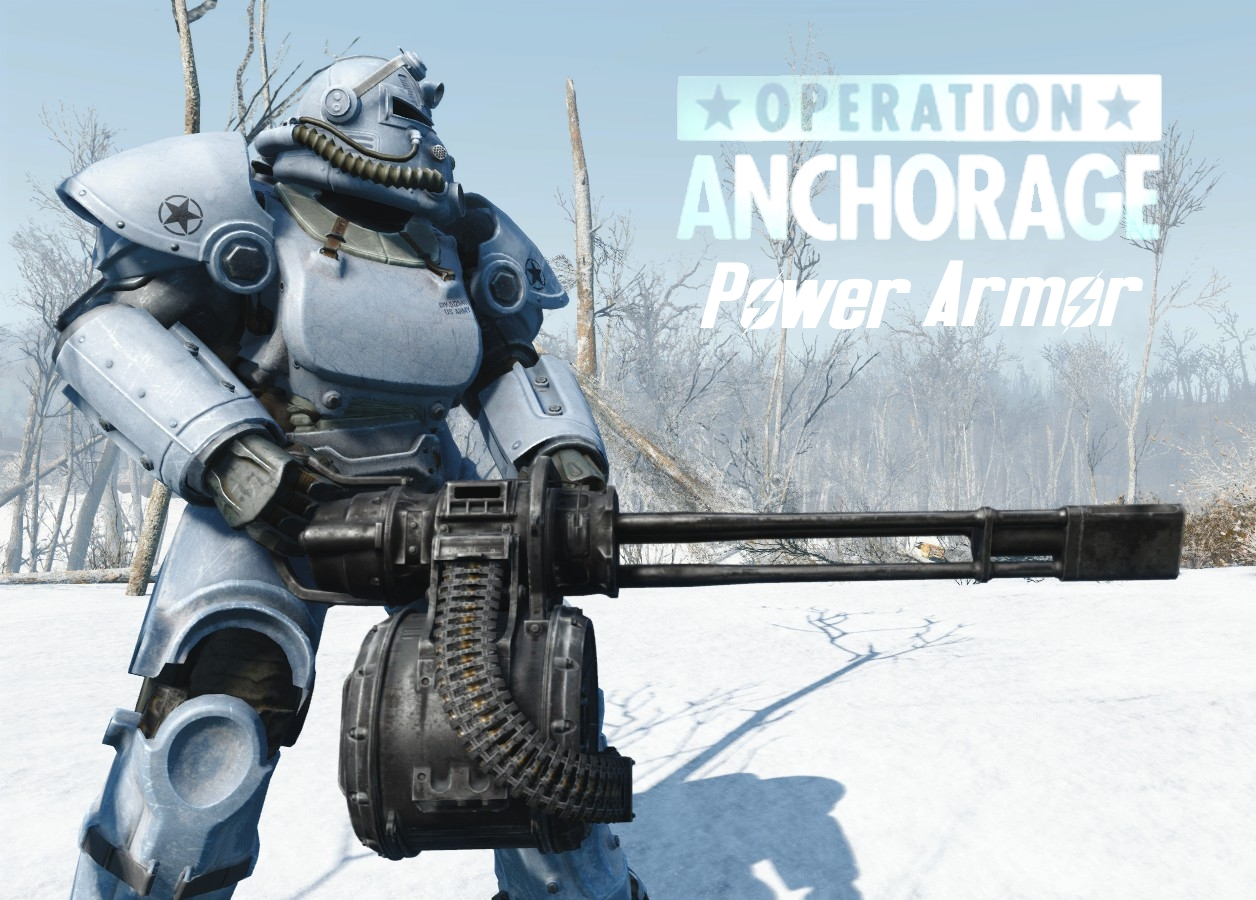 how to start operation anchorage