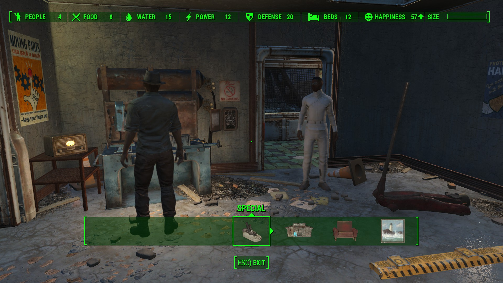 Higher Settlement Budget at Fallout 4 Nexus - Mods and community