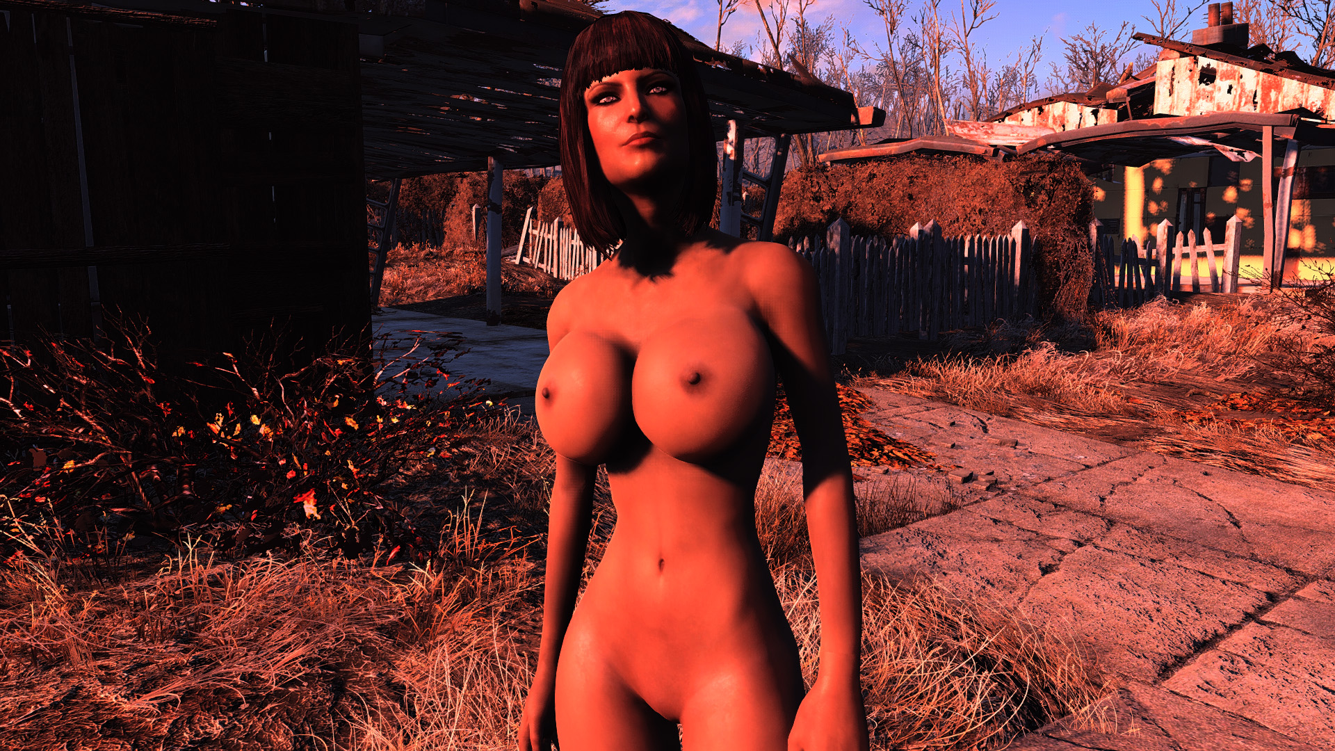 Fallout nu uncensored mods xxx galleries