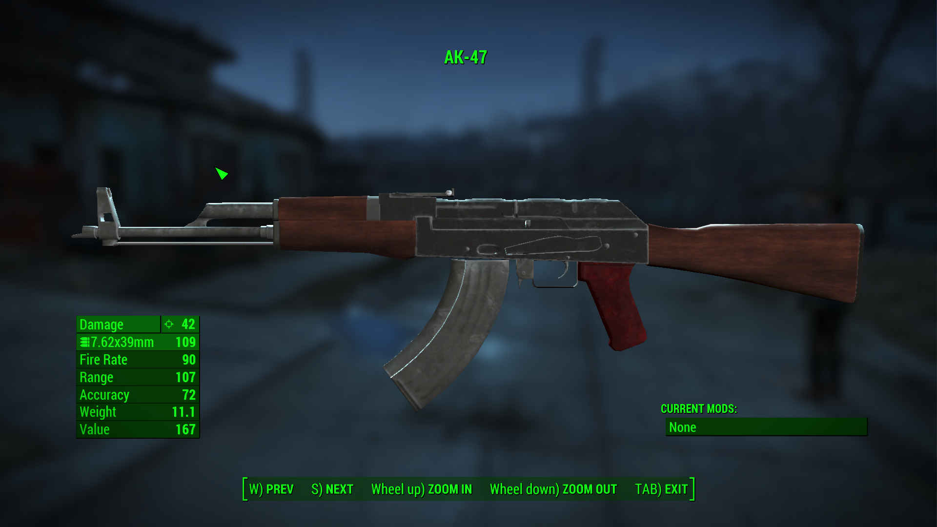 New calibers at fallout nexus mods and community