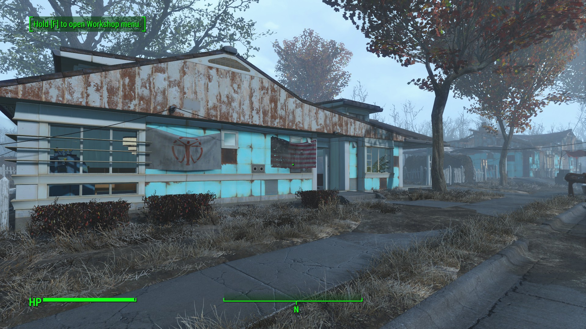 Repairable Sanctuary At Fallout 4 Nexus Mods And Community
