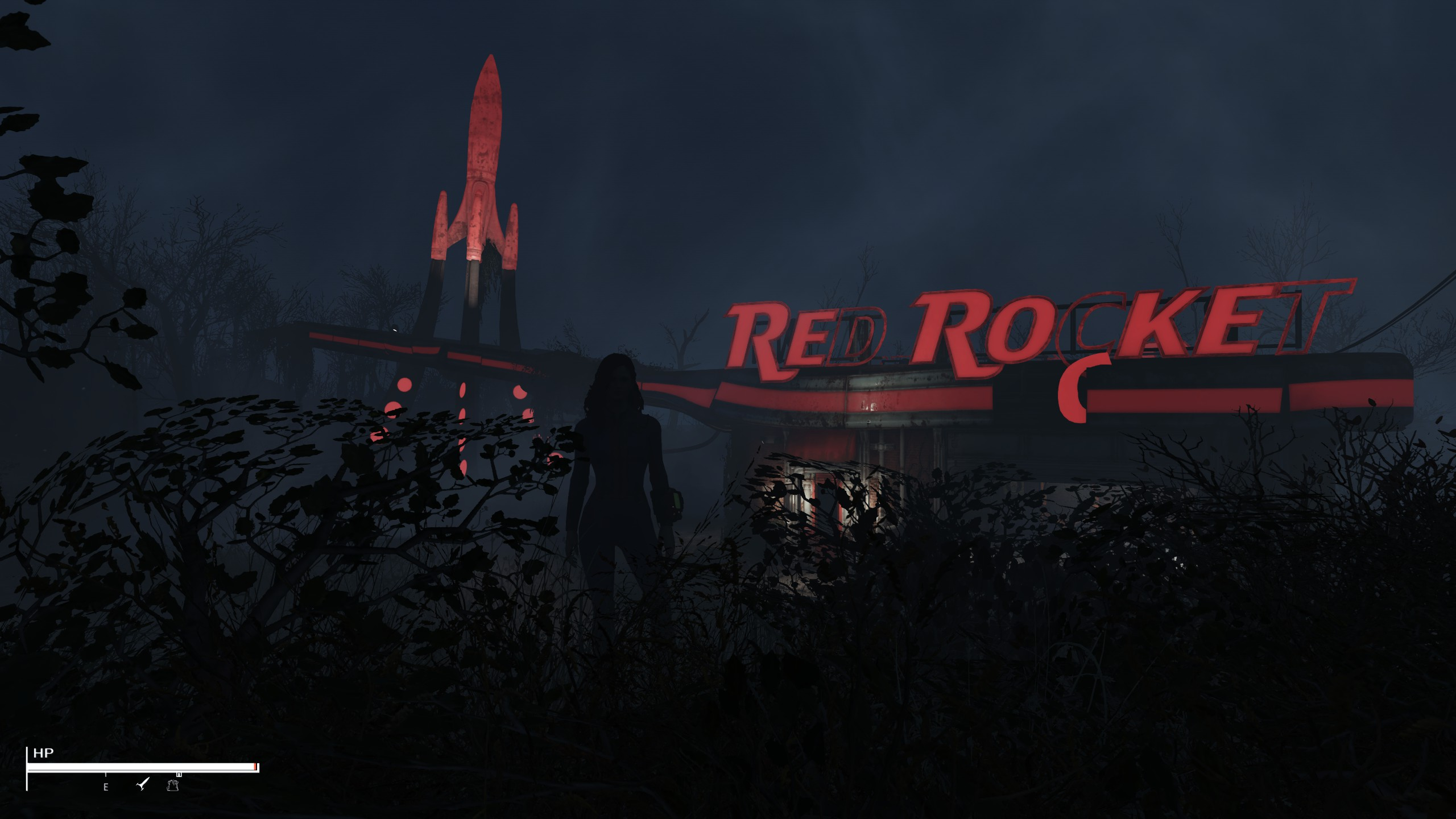 Fallout 4 rockets red glare